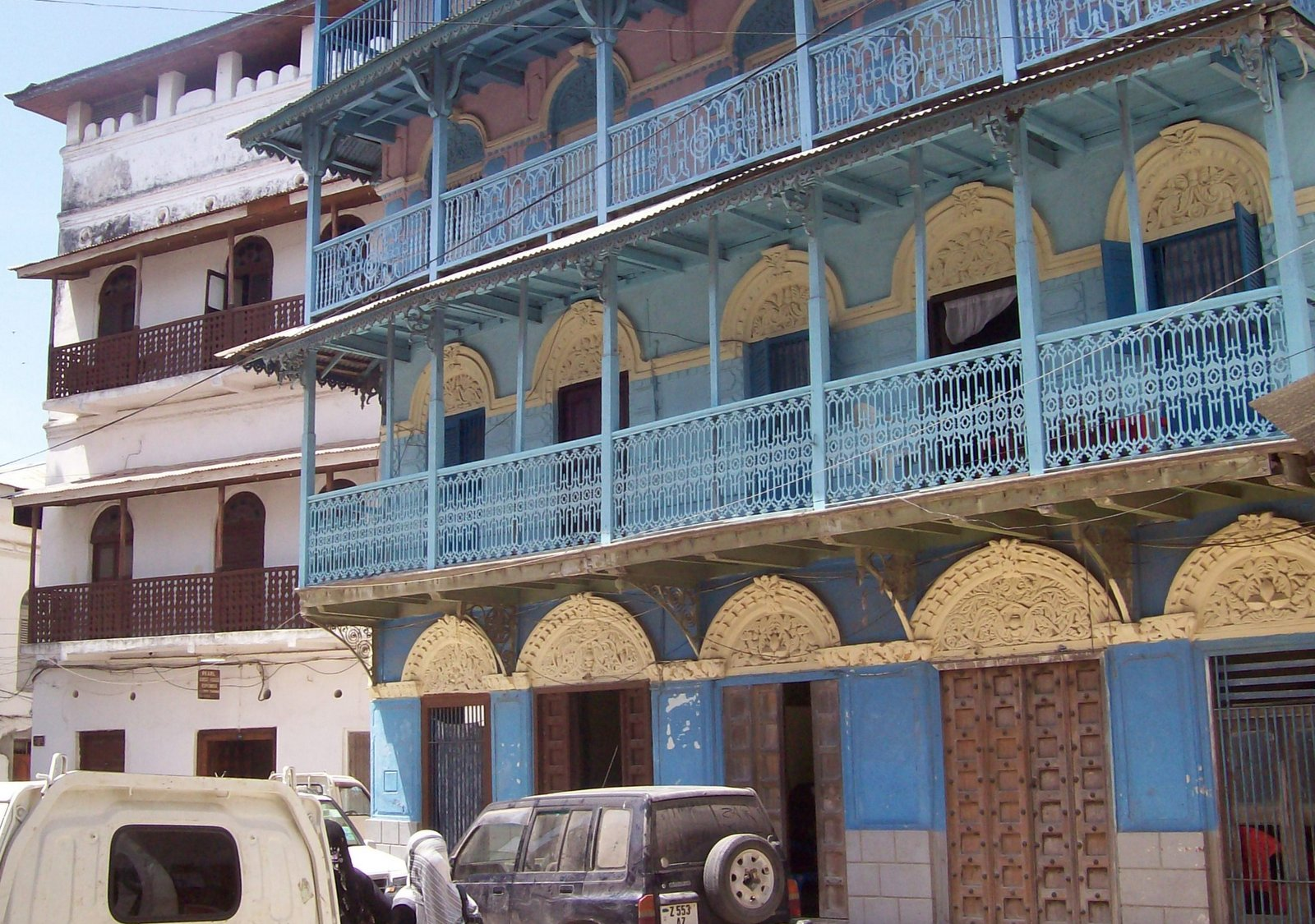 Haus der Prinzessin Selma in Stone Town