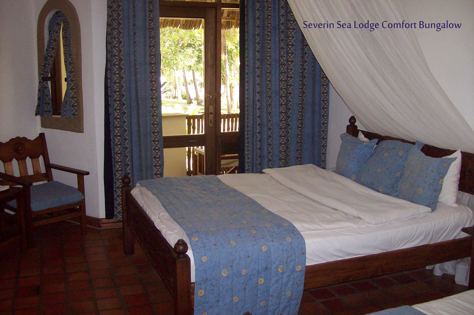 Severin Sea Lodge Comfort Bungalow