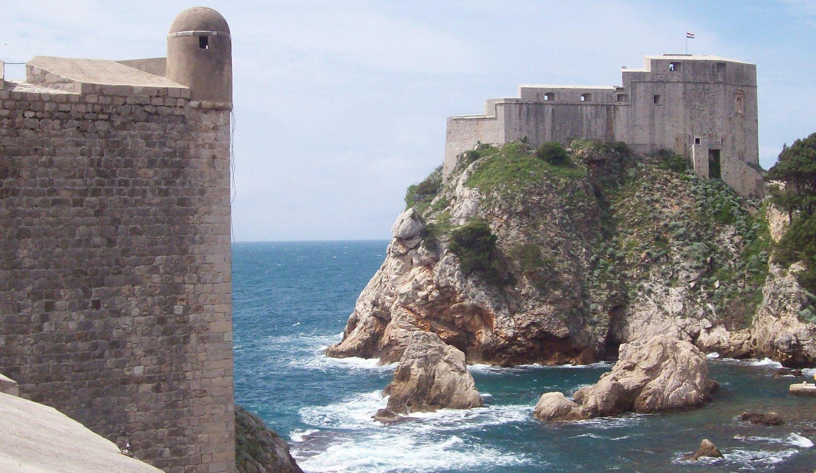 Festungen von Dubrovnik Dalmatien