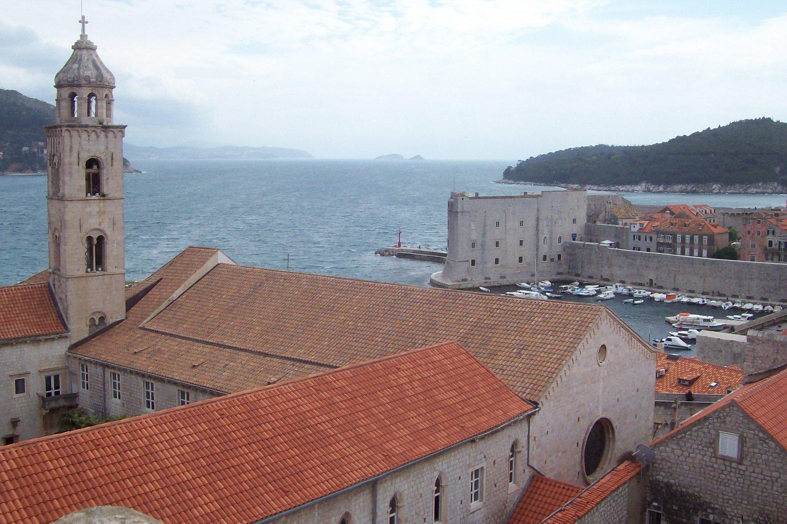 Dominikanerkloster Dubrovnik Dalmatien