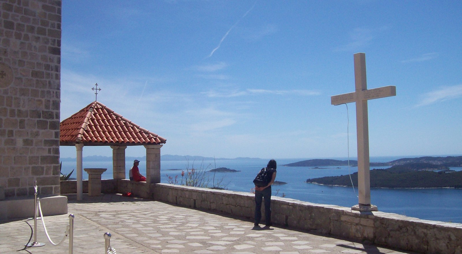 Franziskanerkloster Orebic Dalmatien