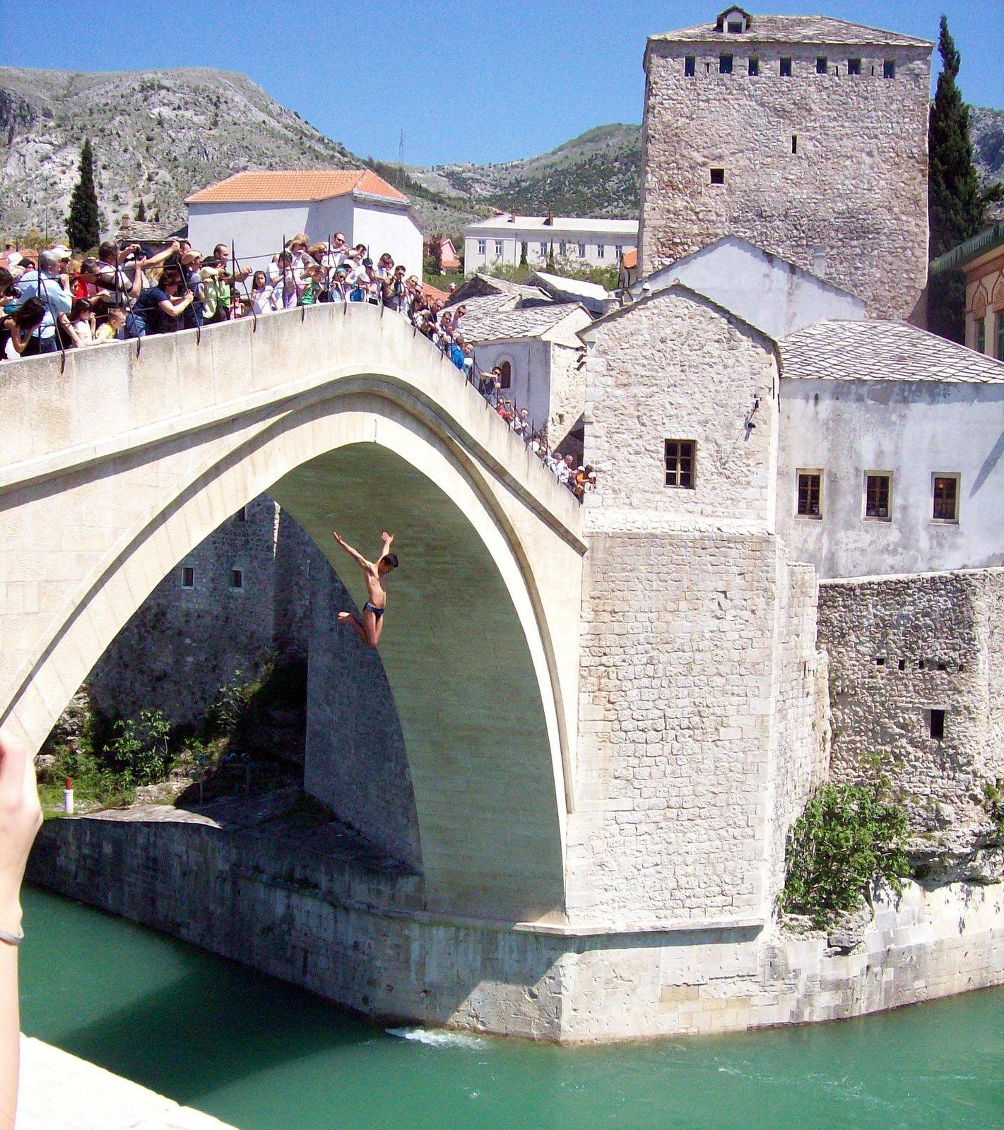 Alte Brücke von Mostar