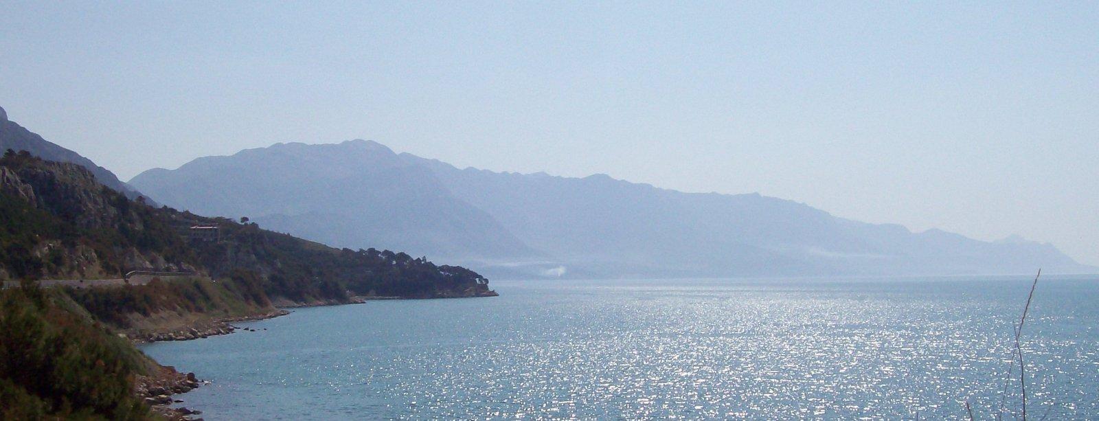 Adriaküste bei Makarska Dalmatien