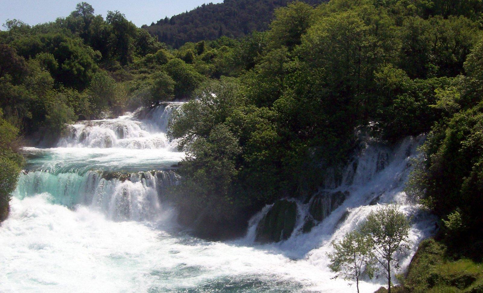 Krka Nationalpark - Dalmatien - Skradinski Buk