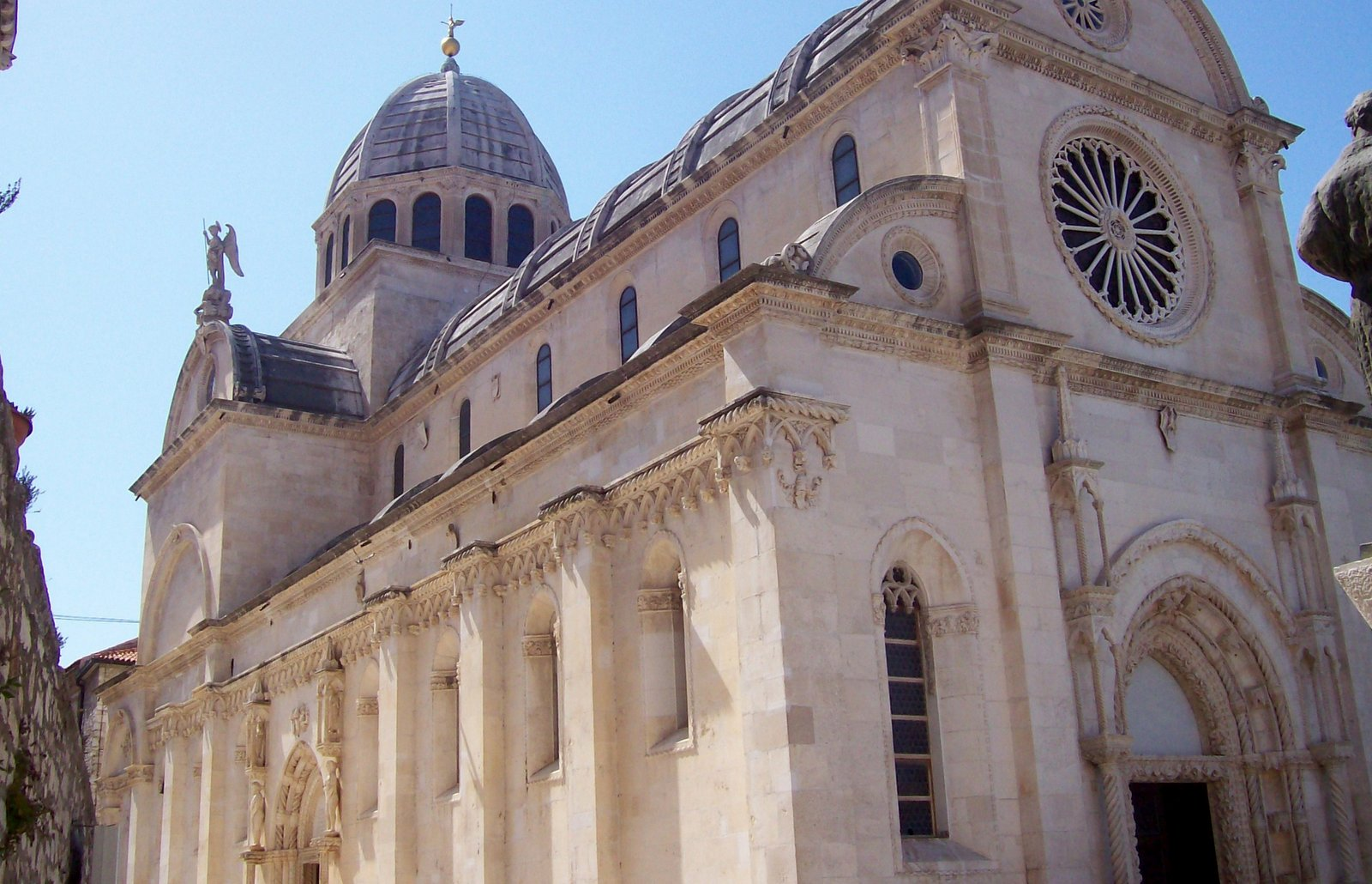 Dom zu Sibenik in Dalmatien