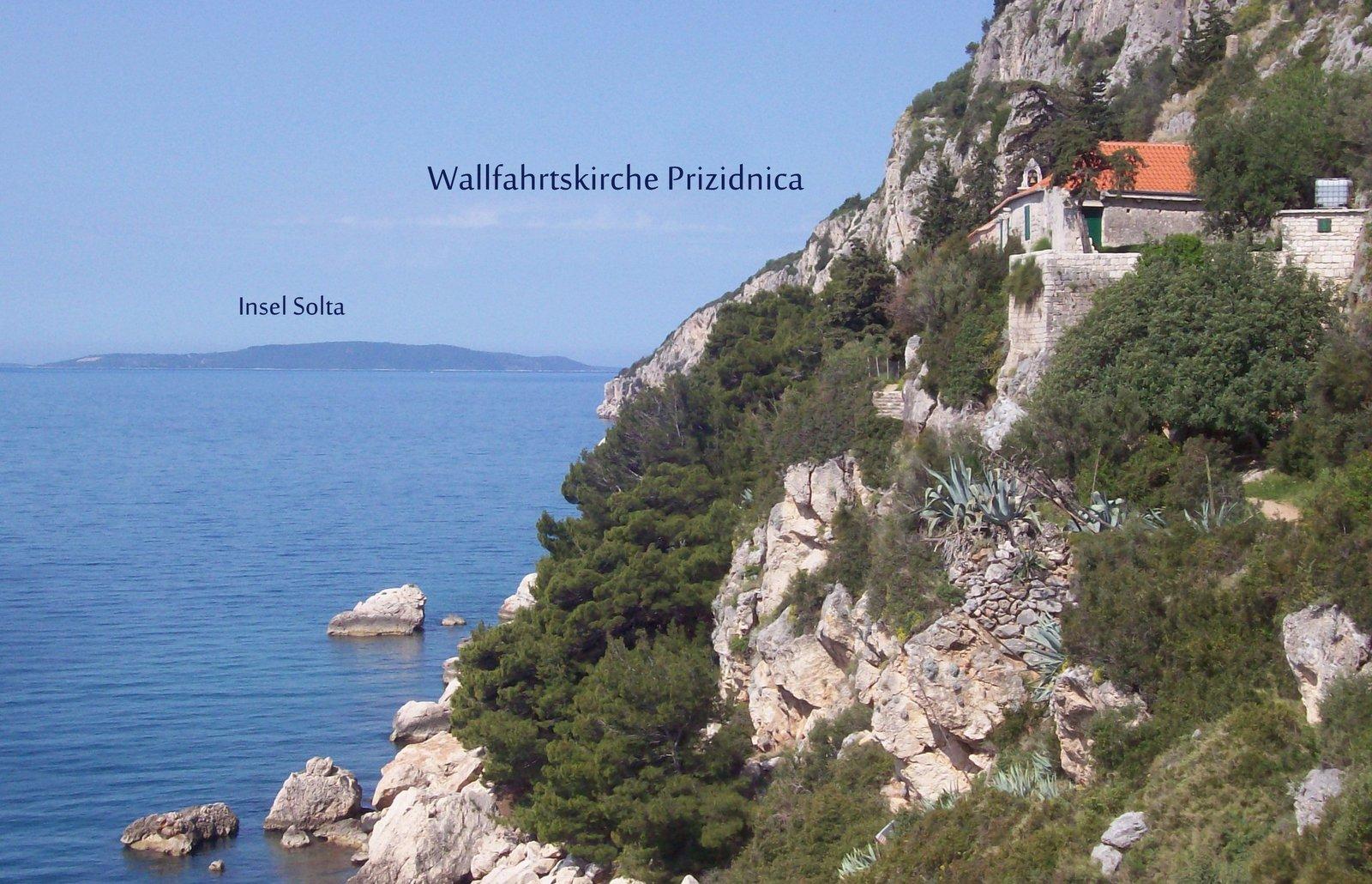 Wallfahrtskirche Prizidnica - Insel Ciovo