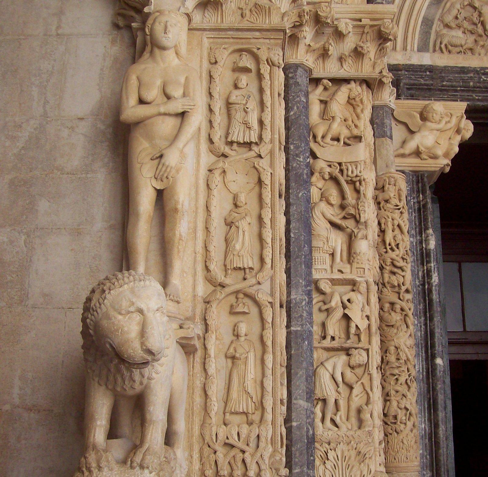 Kathedrale von Trogir - Dalmatien
