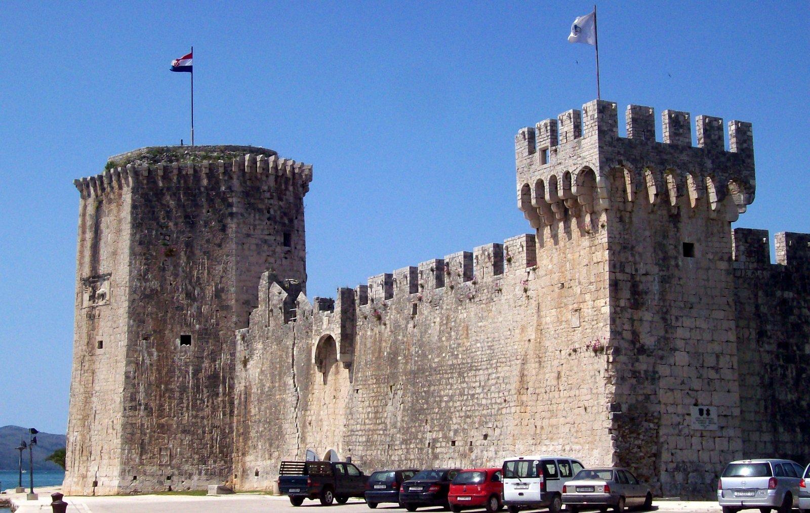 Festung Kamerlongo in Trogir - Dalmatien