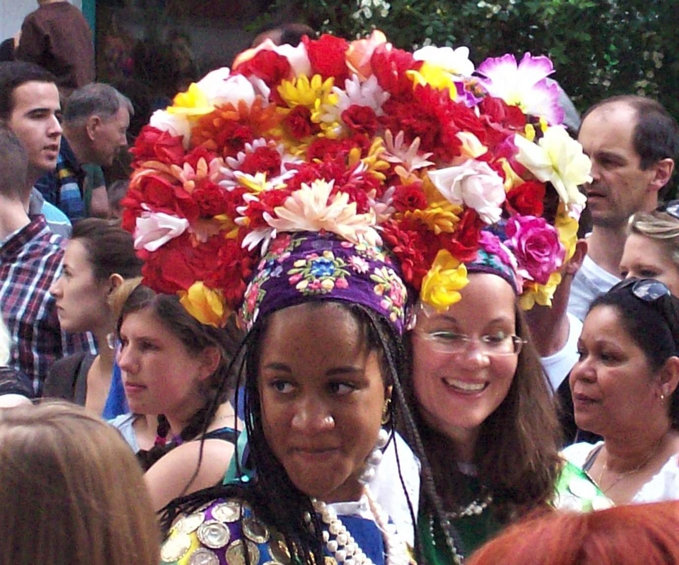 Karneval der Kulturen in Kreuzberg