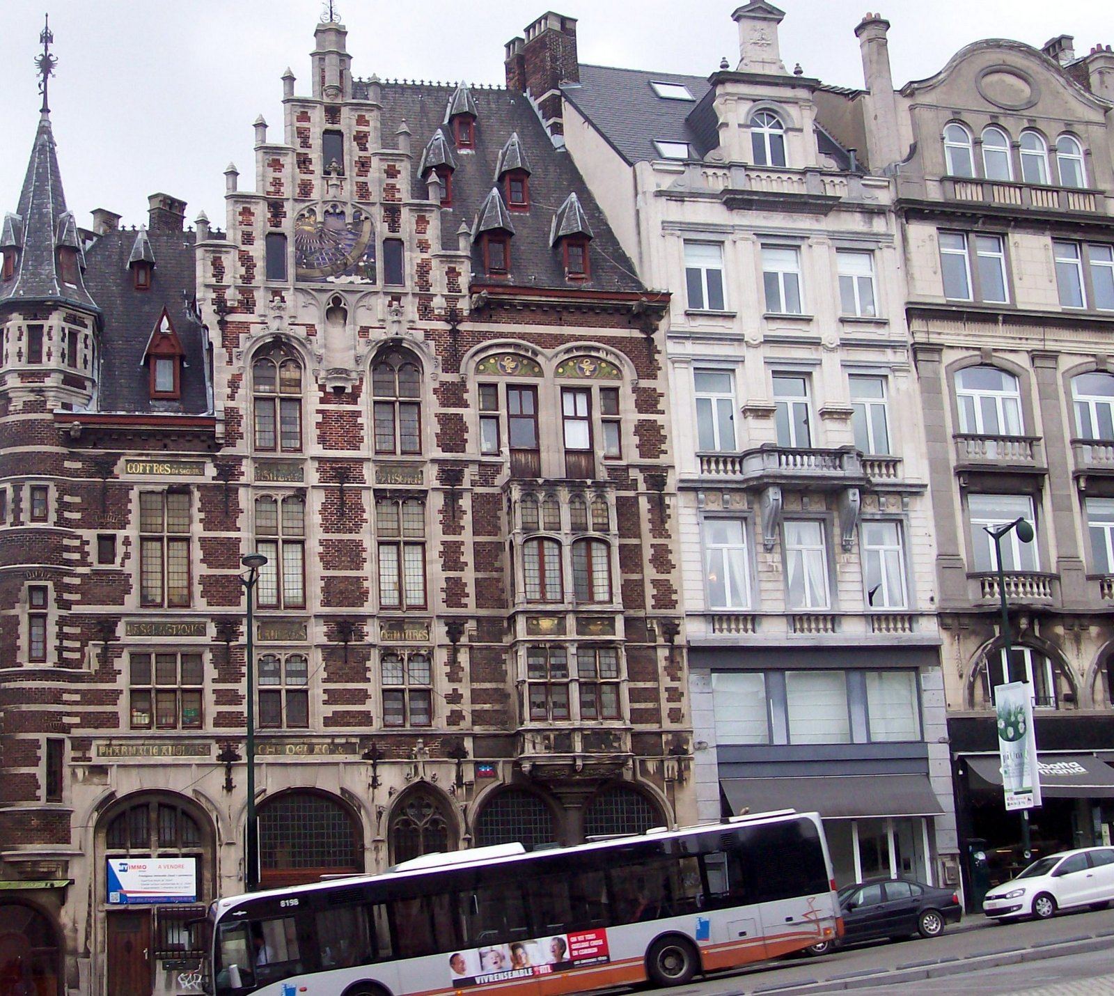 Warenhaus Old England Brüssel