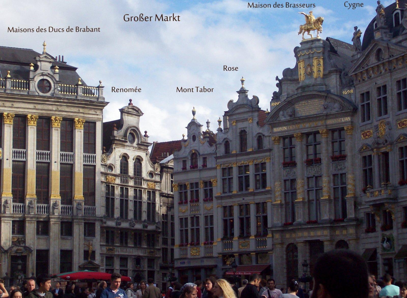 Großer Markt Brüssel