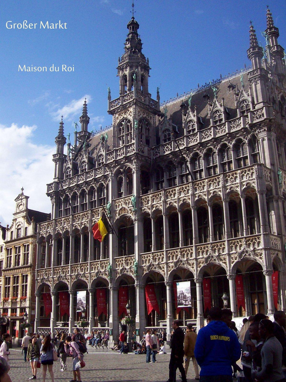 Maison du Roi Brüssel