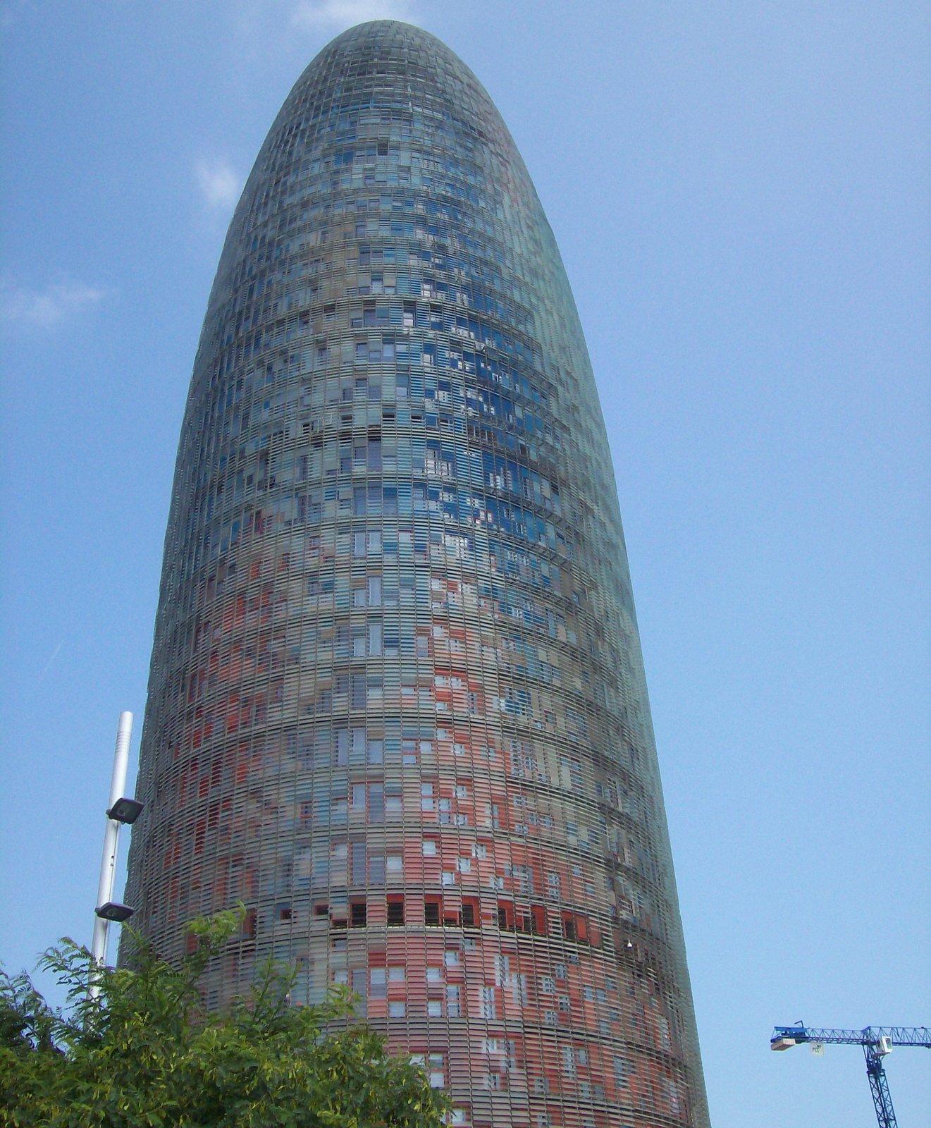 Torre Gloriès Barcelona