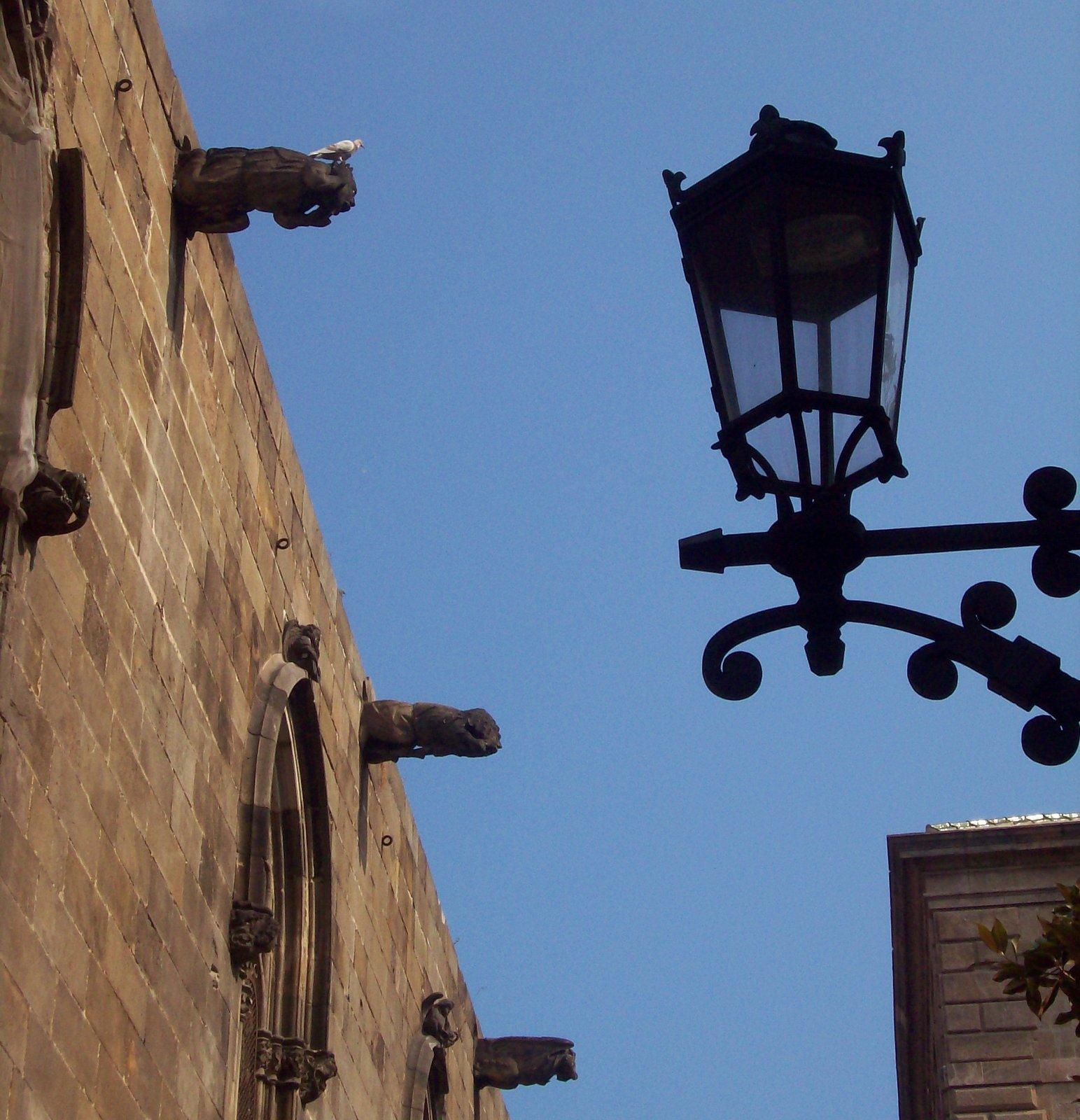 Das Gotische Viertel von Barcelona