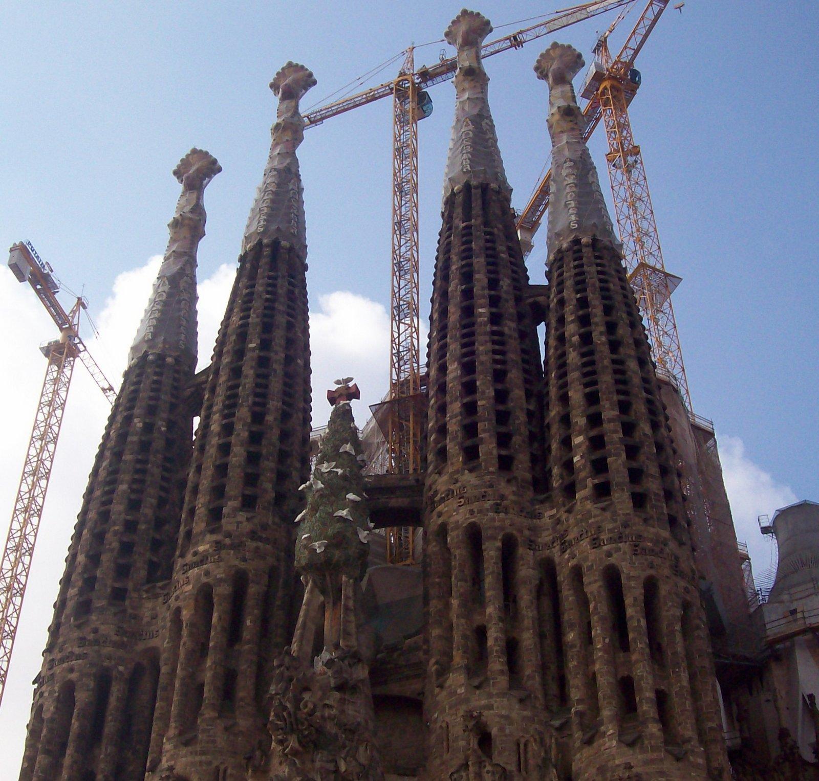 Sacrada Familia Barcelona
