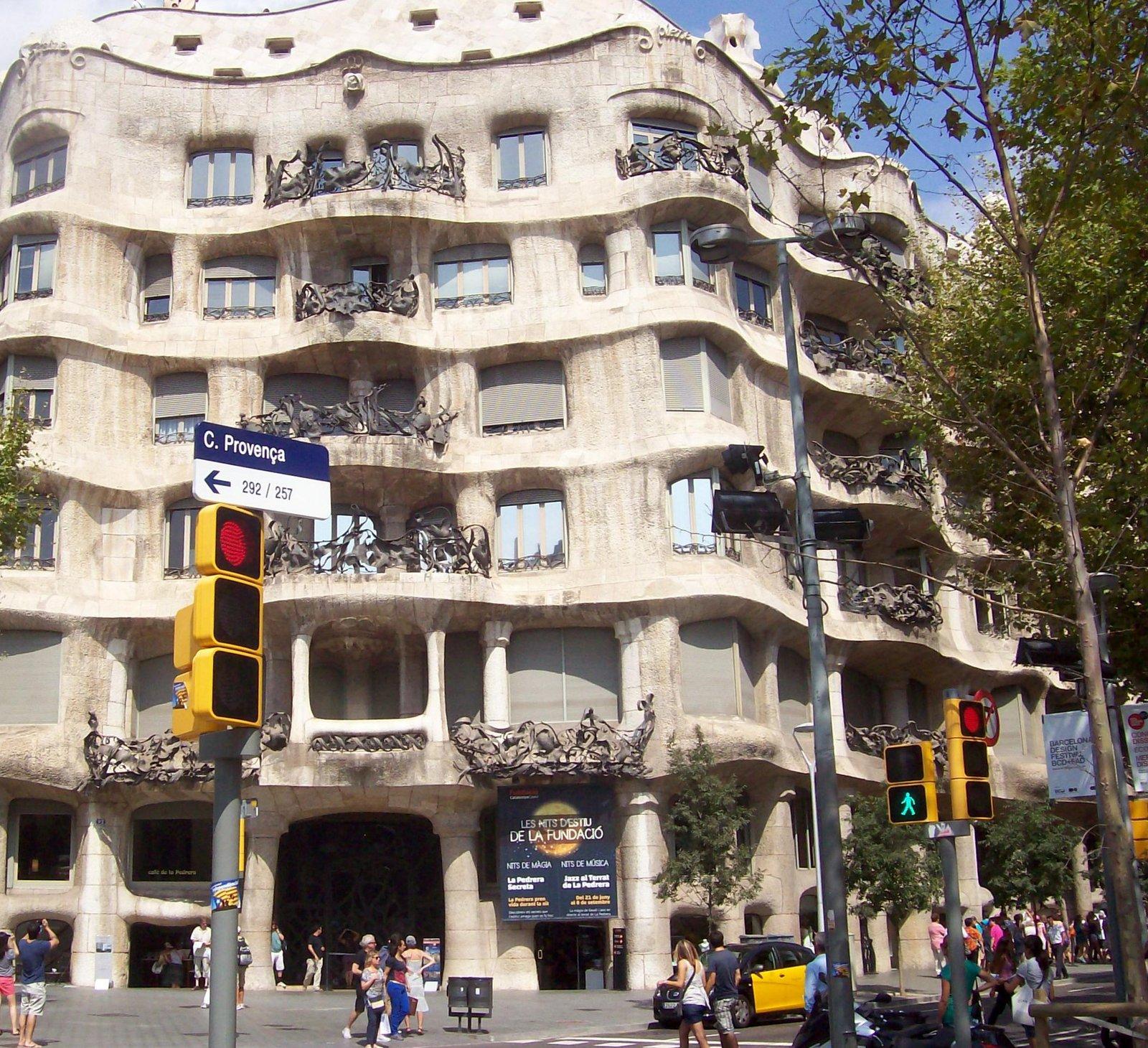 Casa Milá Barcelona