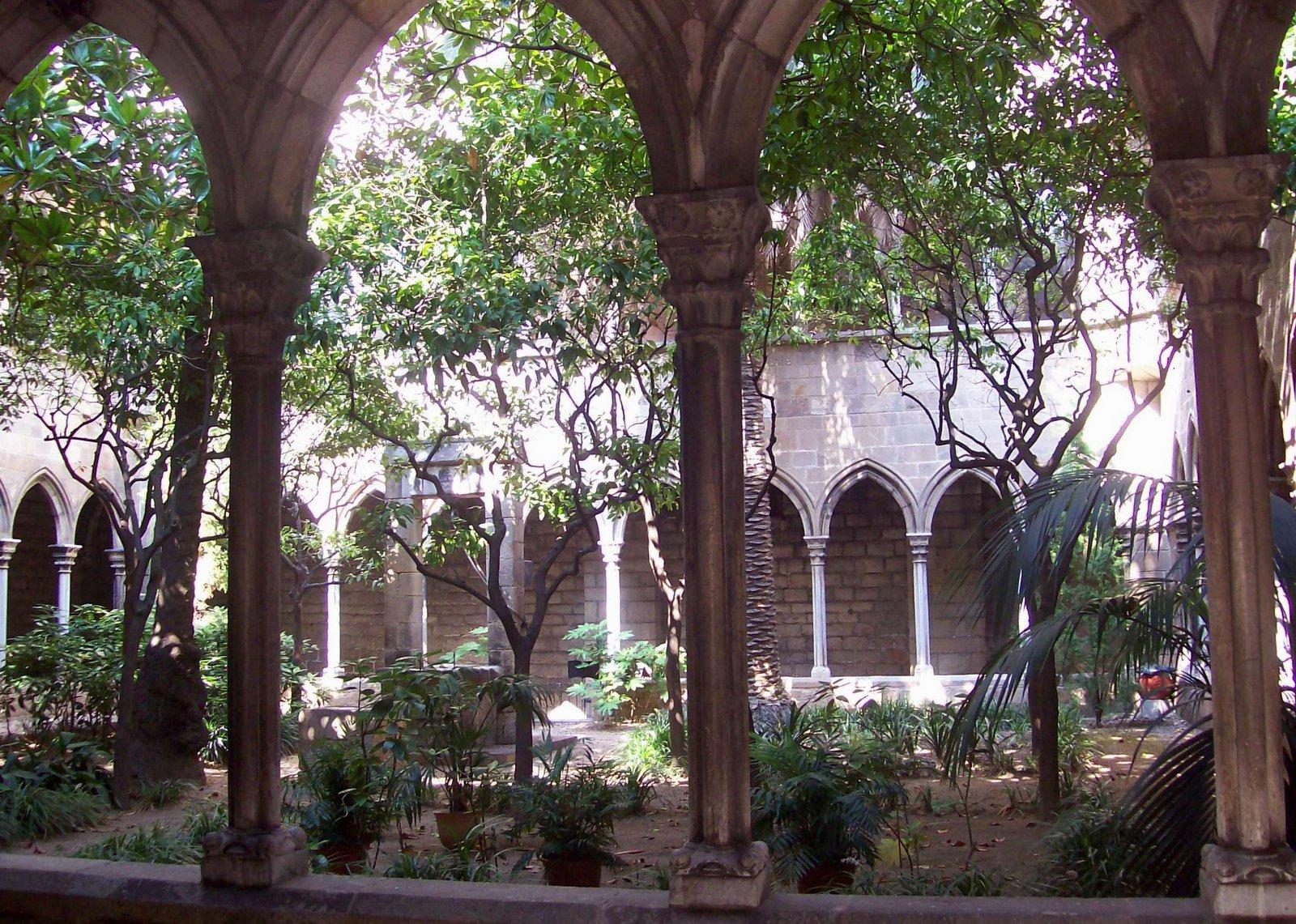 Kloster Santa Anna - Barcelona