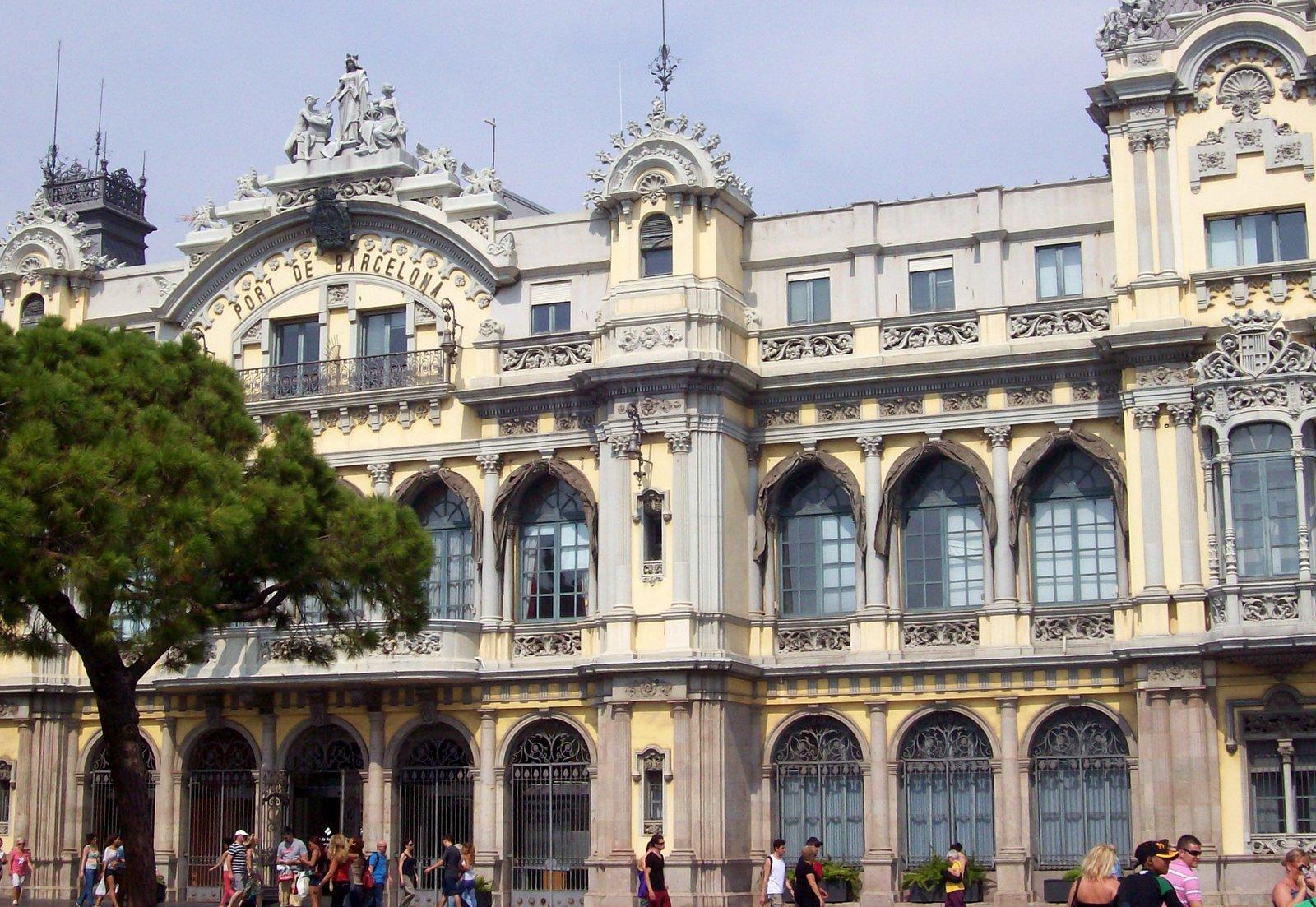 Hafenverwaltung von Barcelona