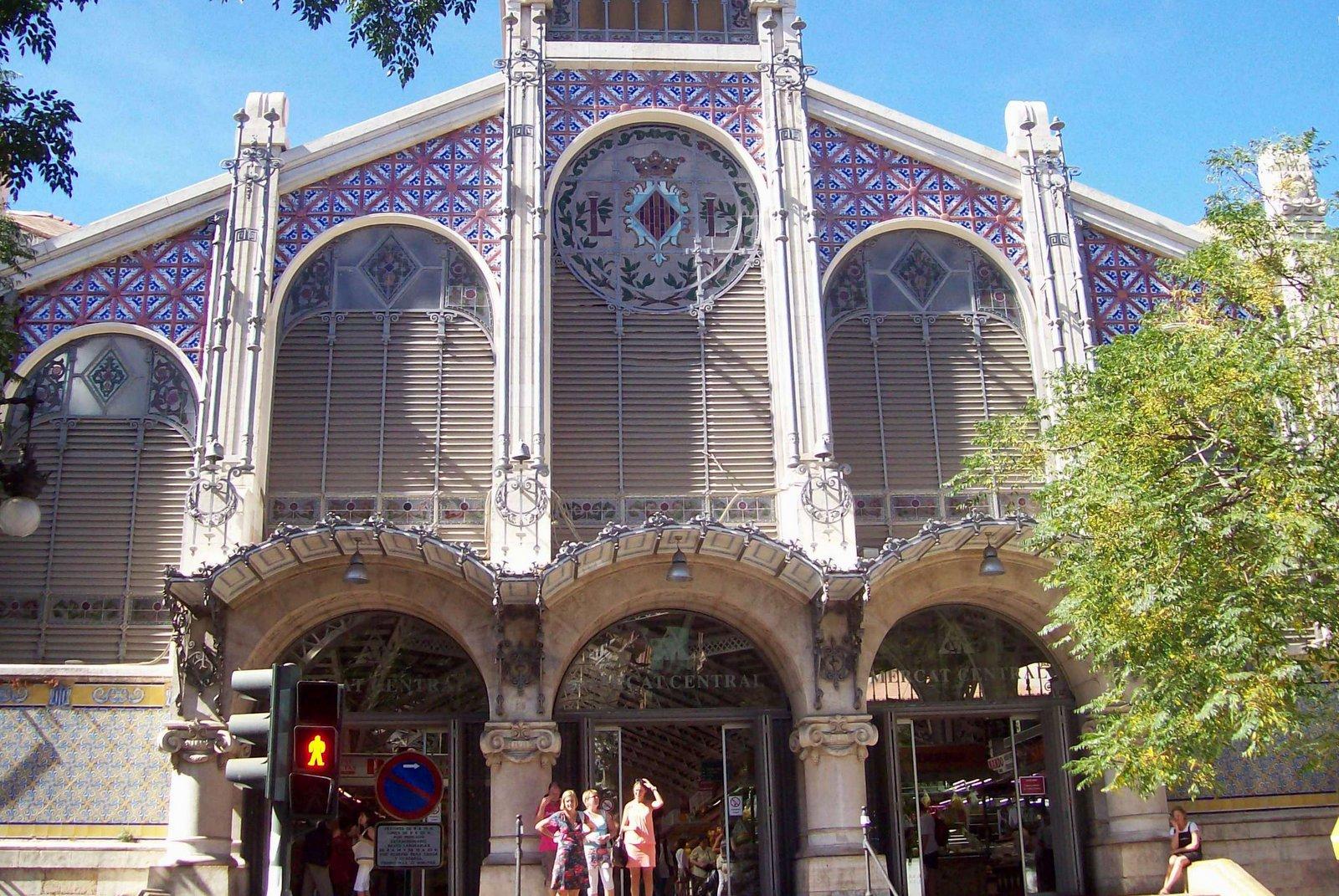 Zentralmarkt Valencia