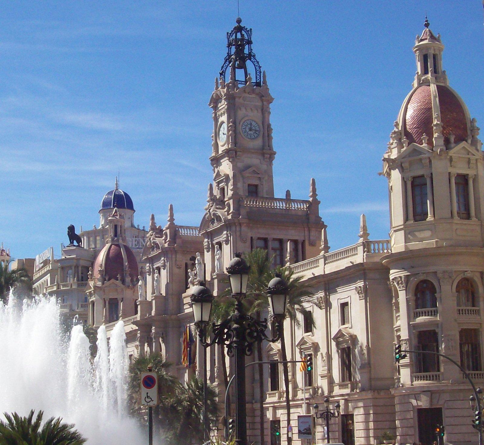 Rathausplatz Valencia