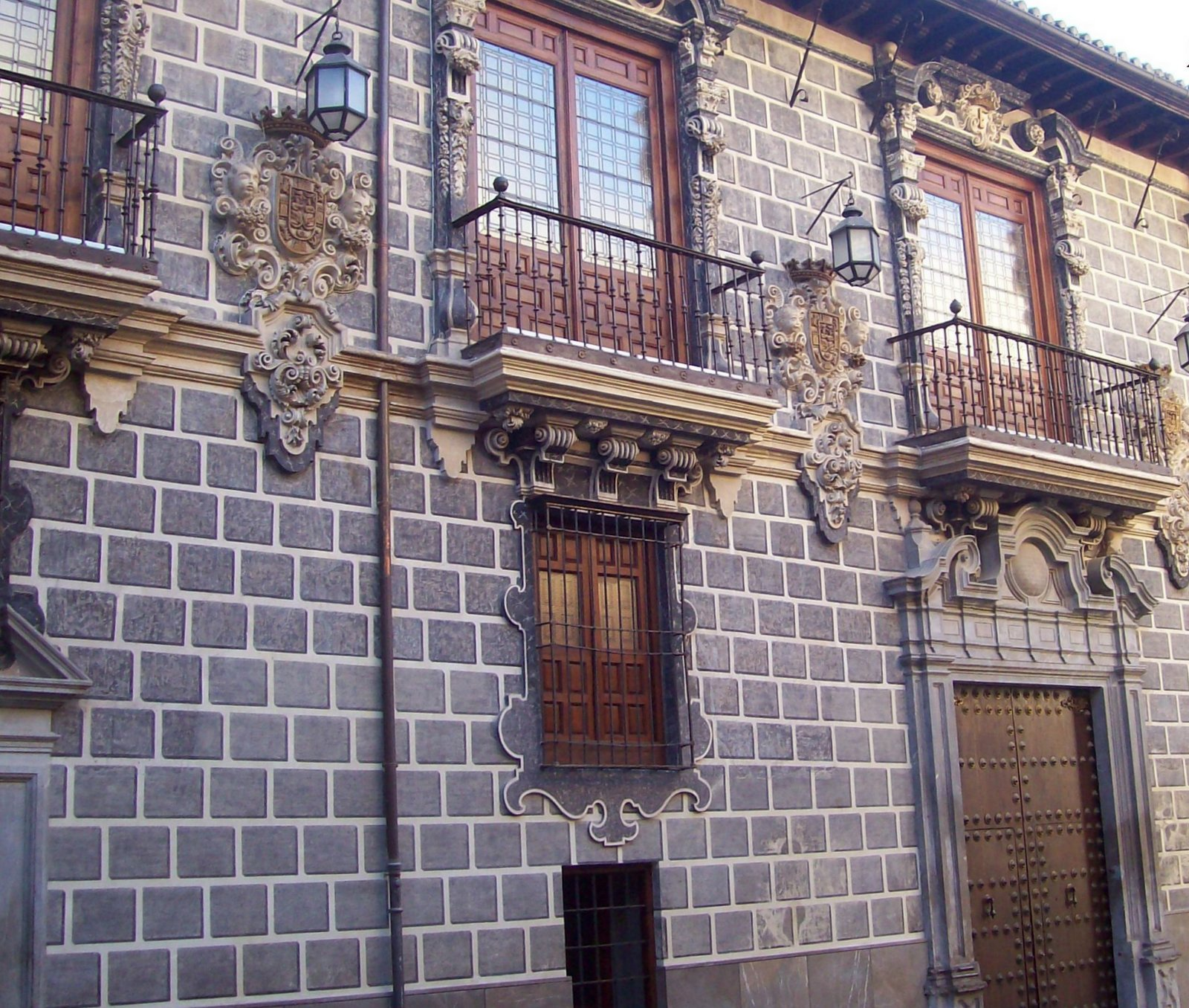 Madraza in Granada - Andalusien