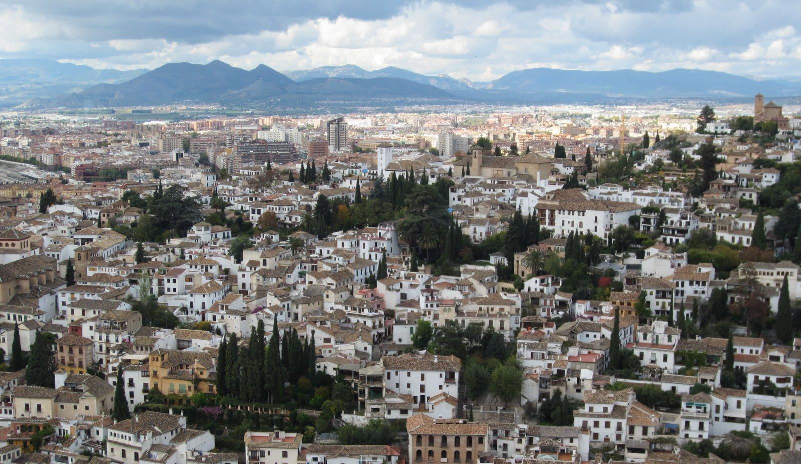 Granada Andalusien