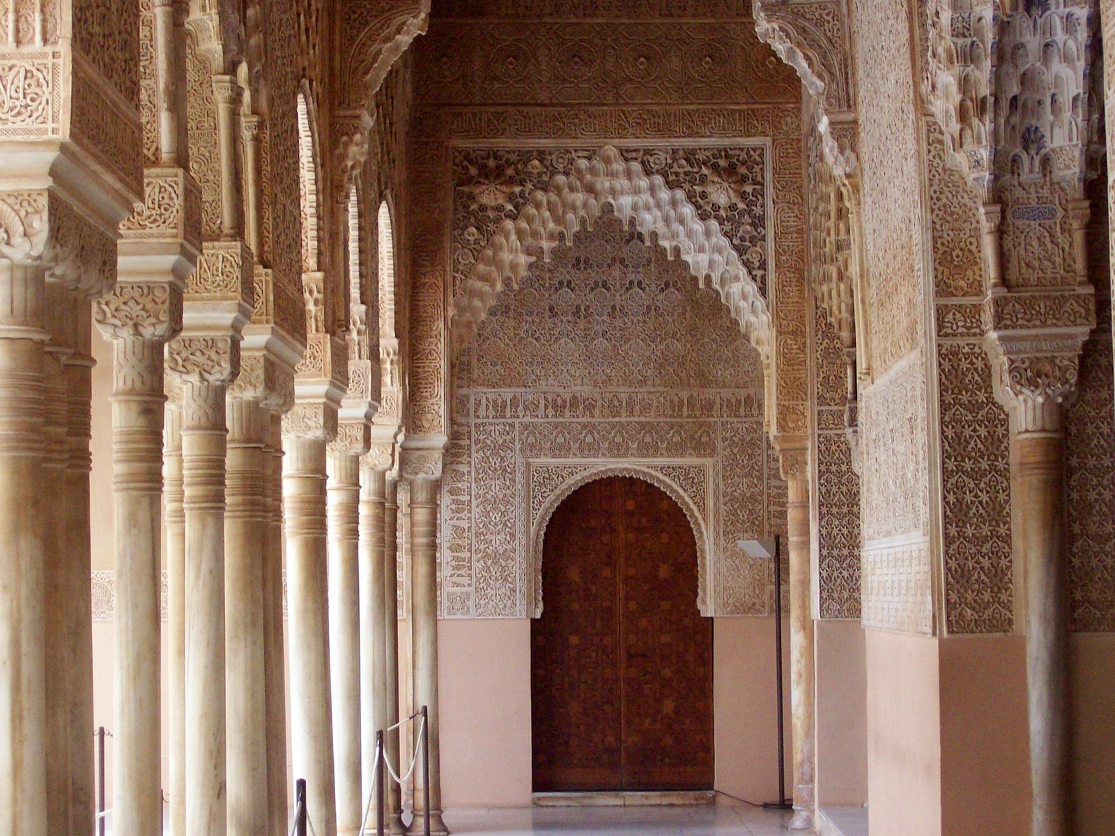 In der Alhambra - Andalusien