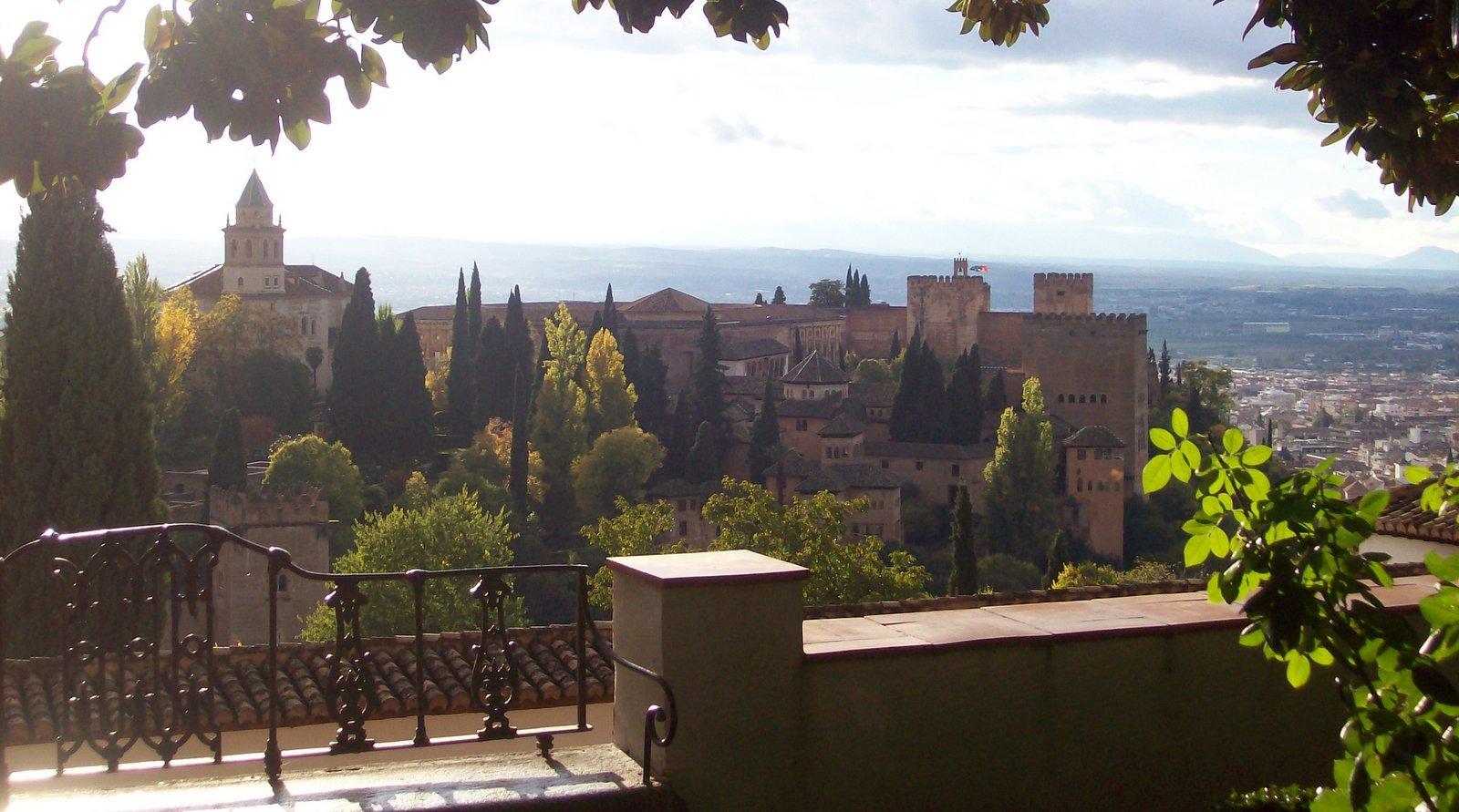 Alhambra Granada - Andalusien