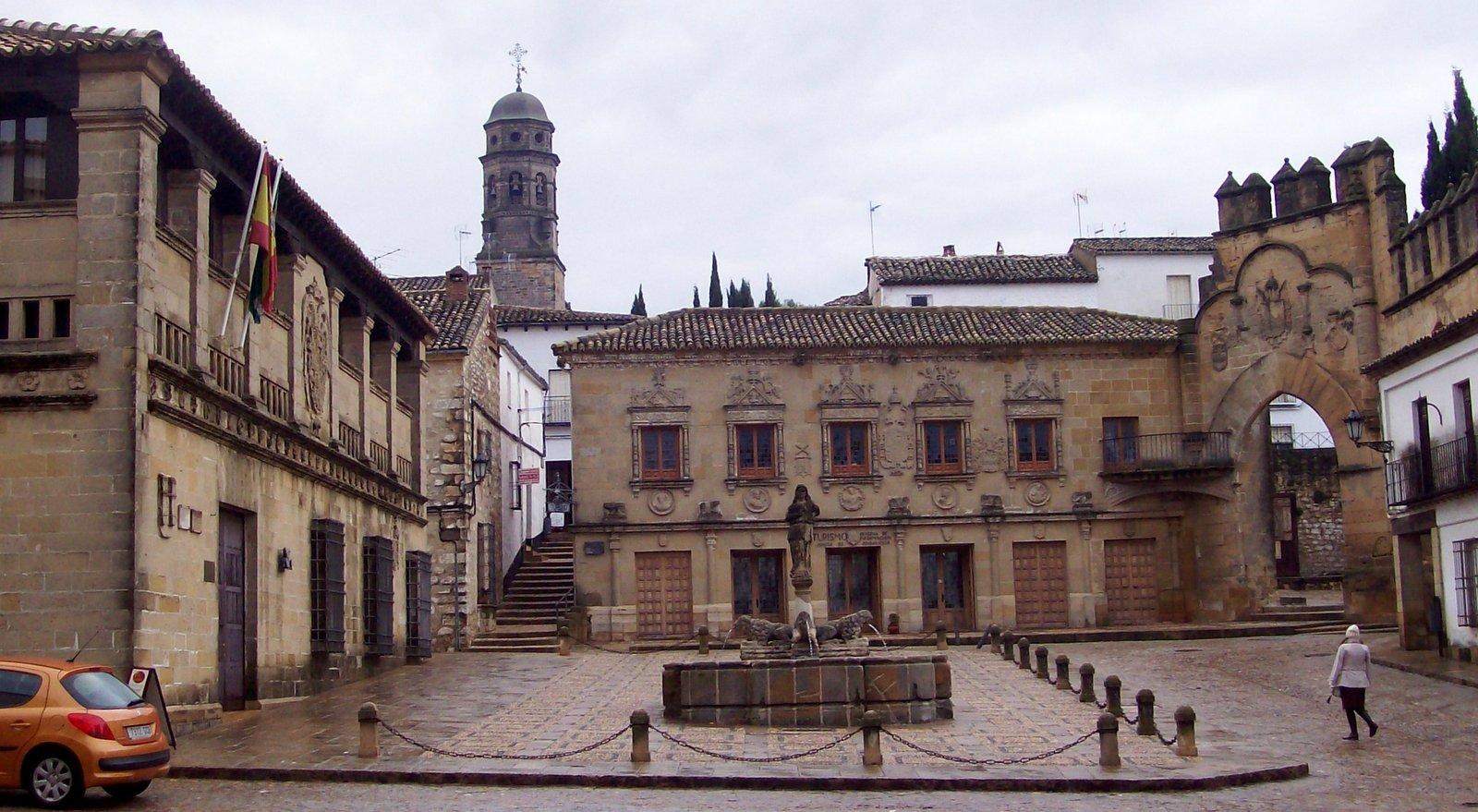 Baeza - Andalusien