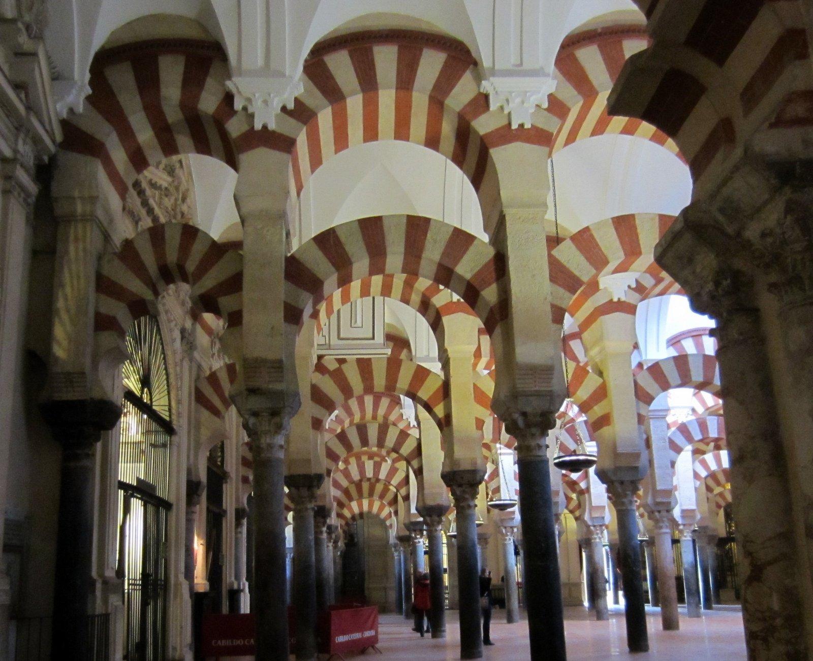 Kathedrale von Cordoba - Andalusien