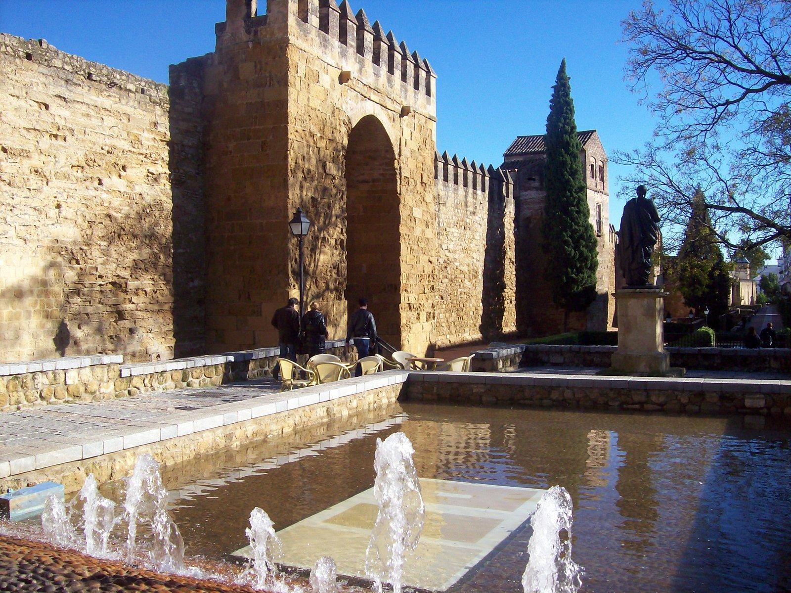 Stadtmauer von Cordoba - Andalusien
