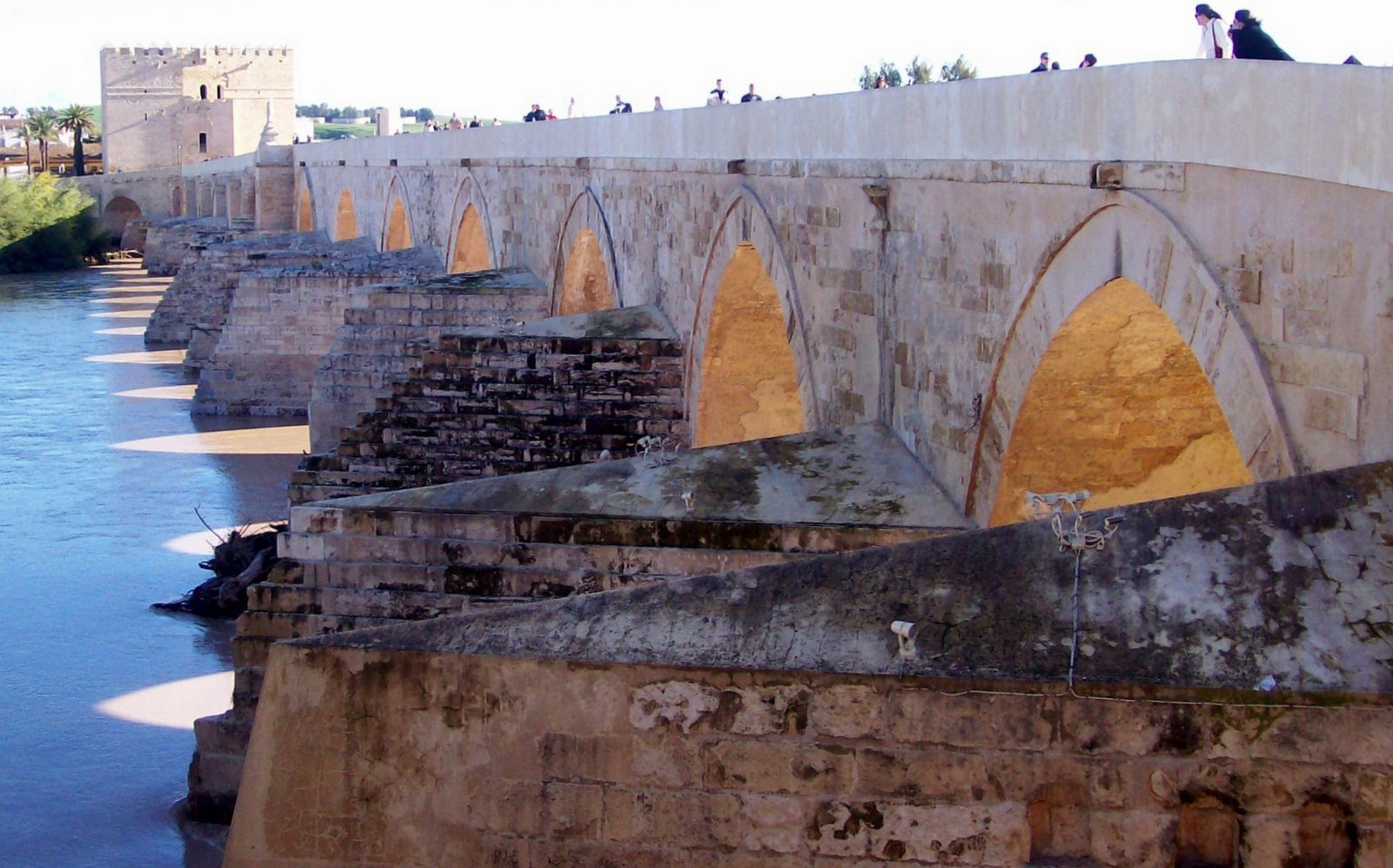 Alte Römische Brücke - Cordoba - Andalusien