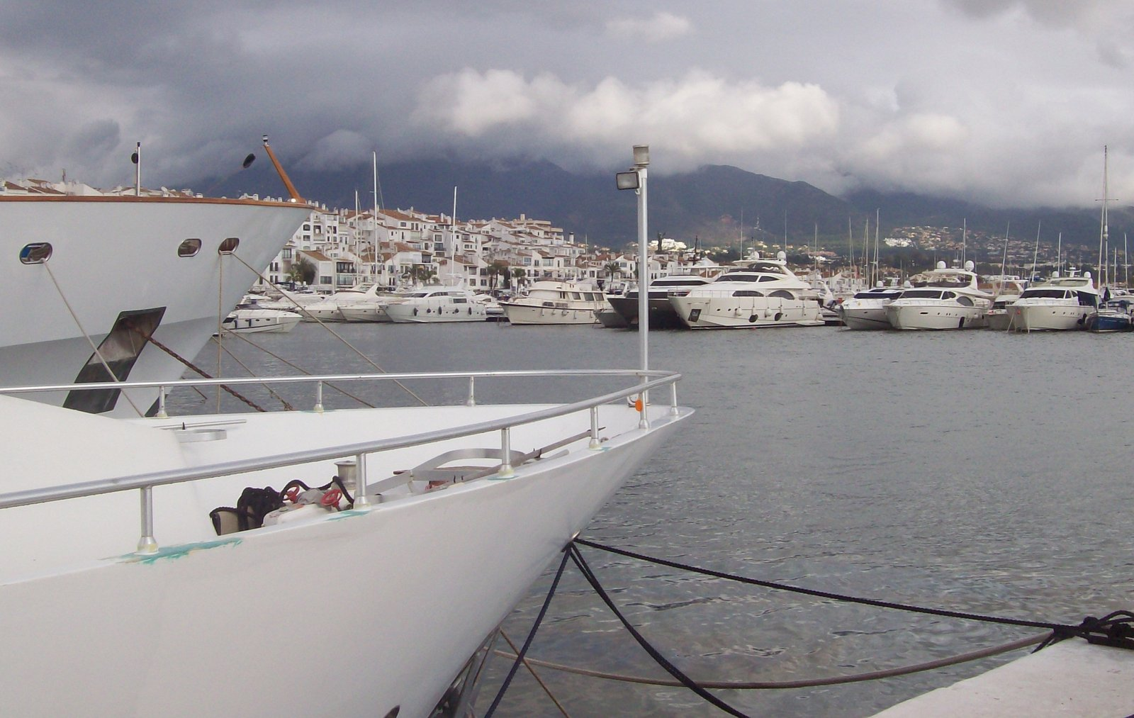 Porto Banus - Andalusien