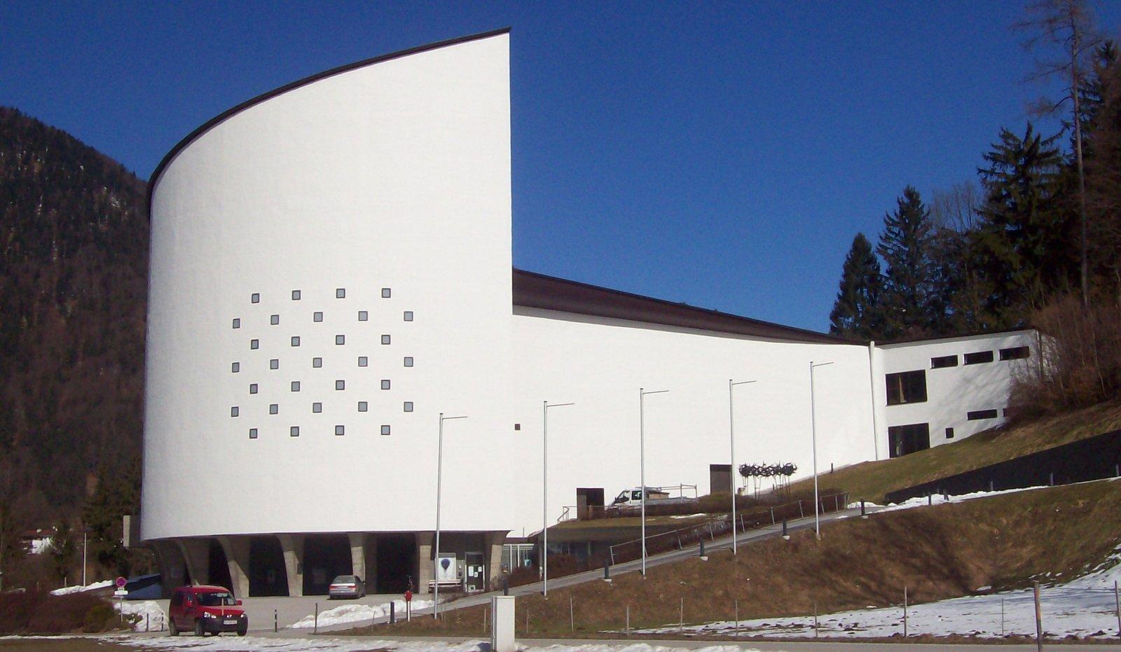 Inntal-Radweg - Passionspielhaus Erl