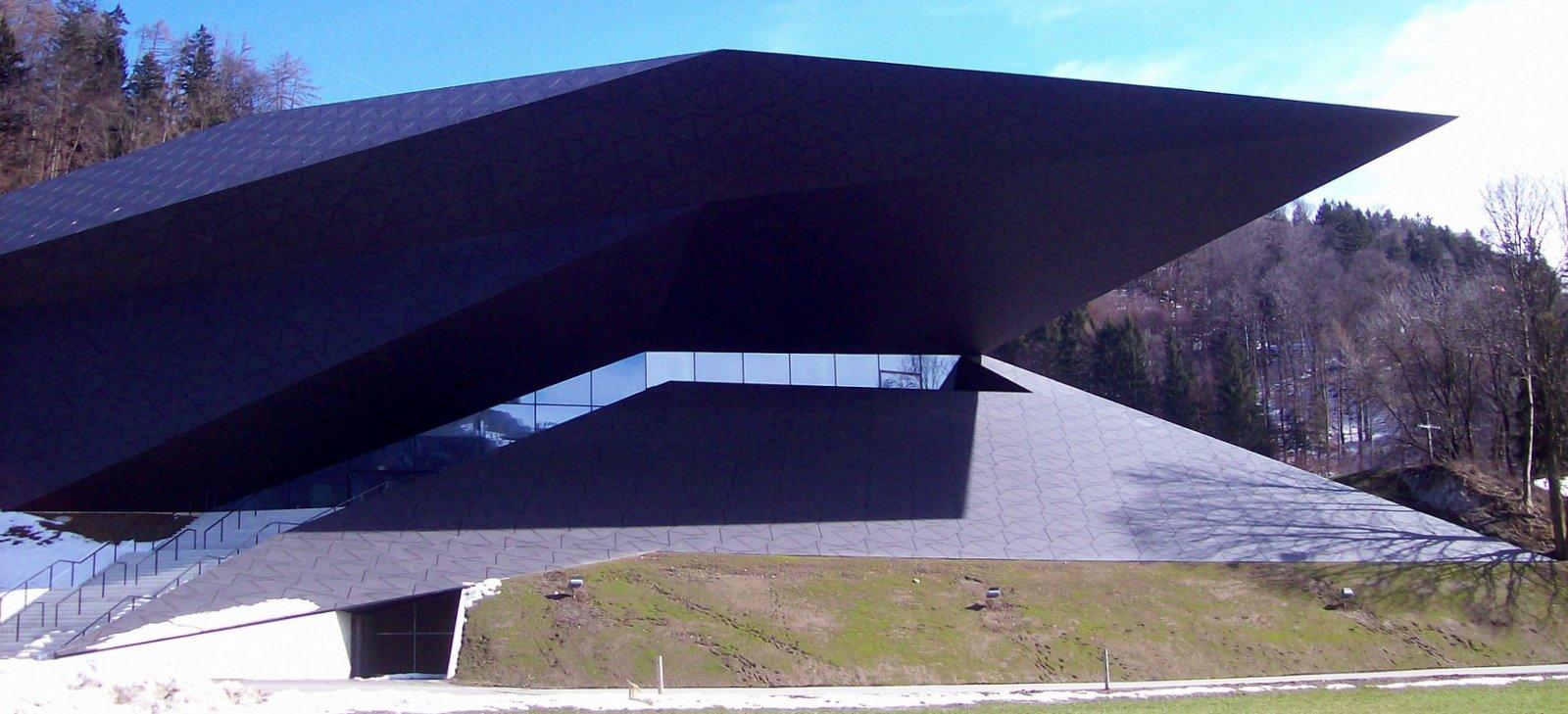 Neues Passionsspielhaus Erl