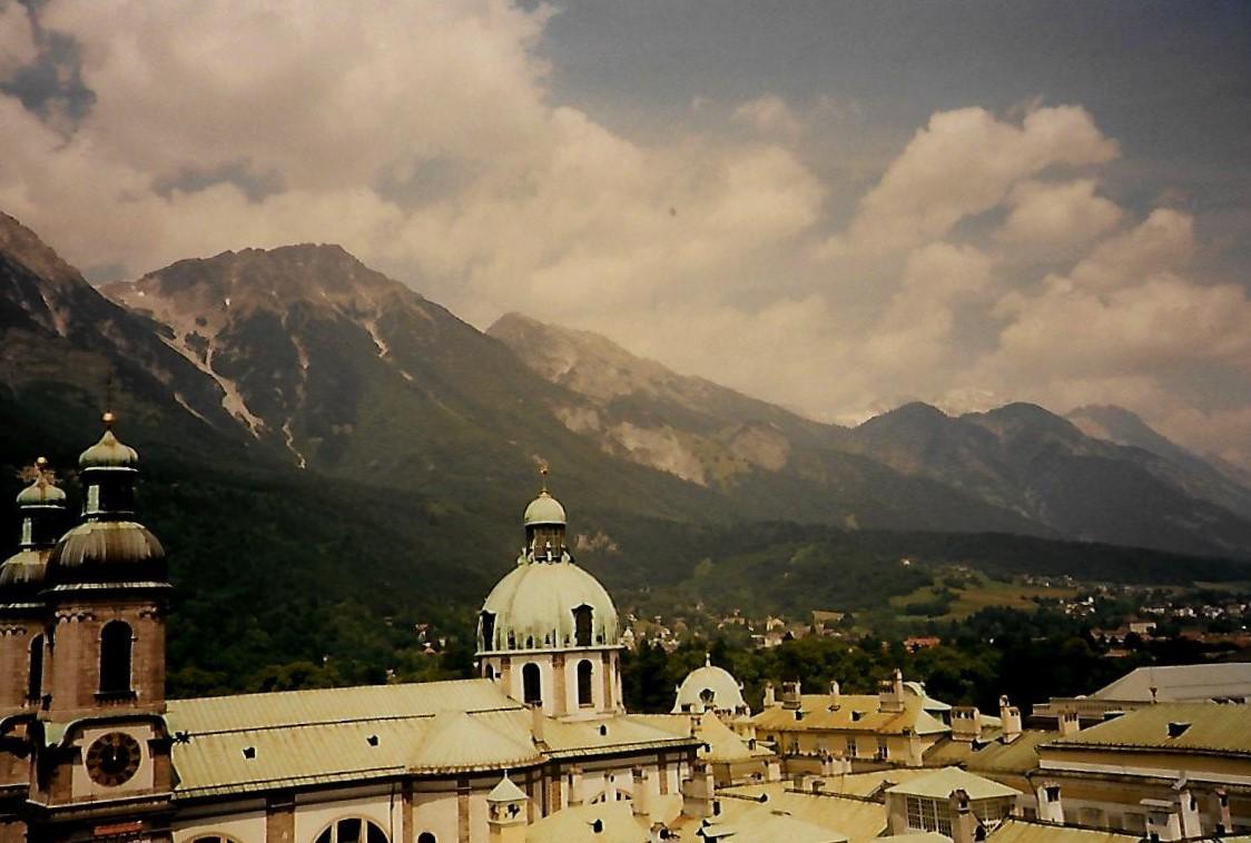 Inntal-Radweg - Dom St. Jakob in Innsbruck