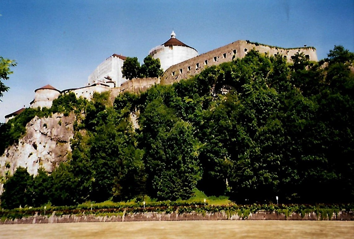 Inntal-Radweg - Festung Kufstein
