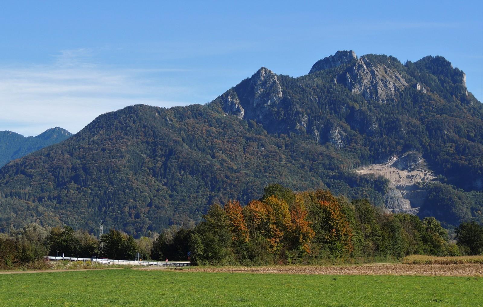 Bayerisches Inntal - Heuberg