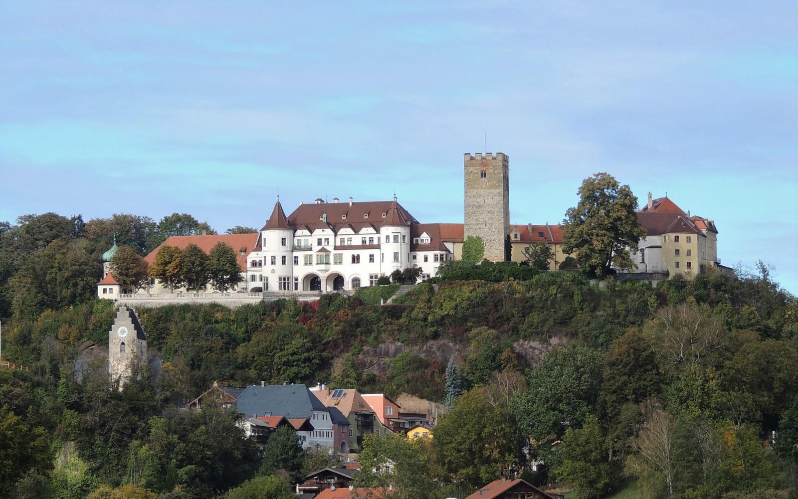 Neubeuern im Bayerischen Inntal