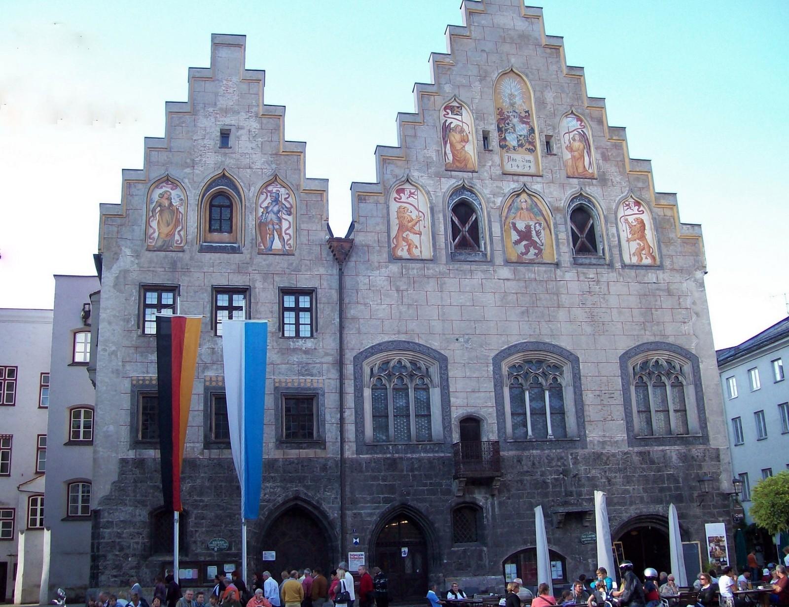 Rathaus - Wasserburg am Inn
