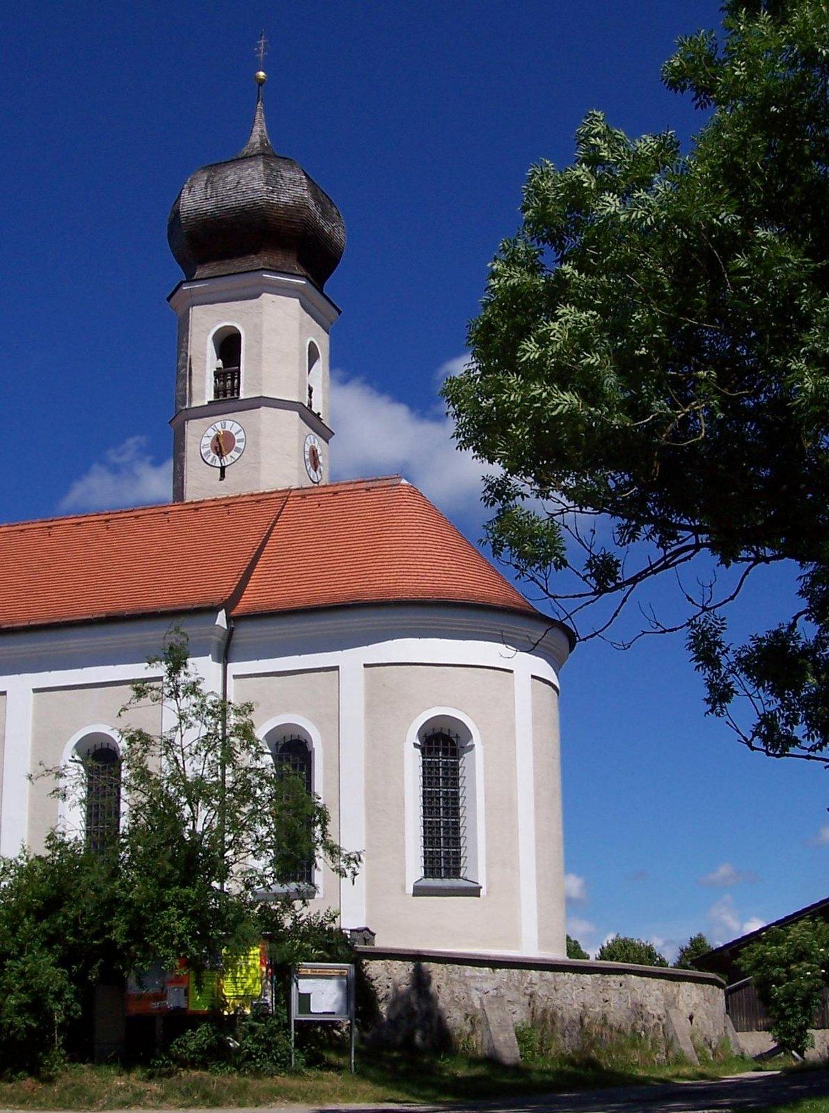 Mariä Heimsuchung - Kleinhöhenkirchen