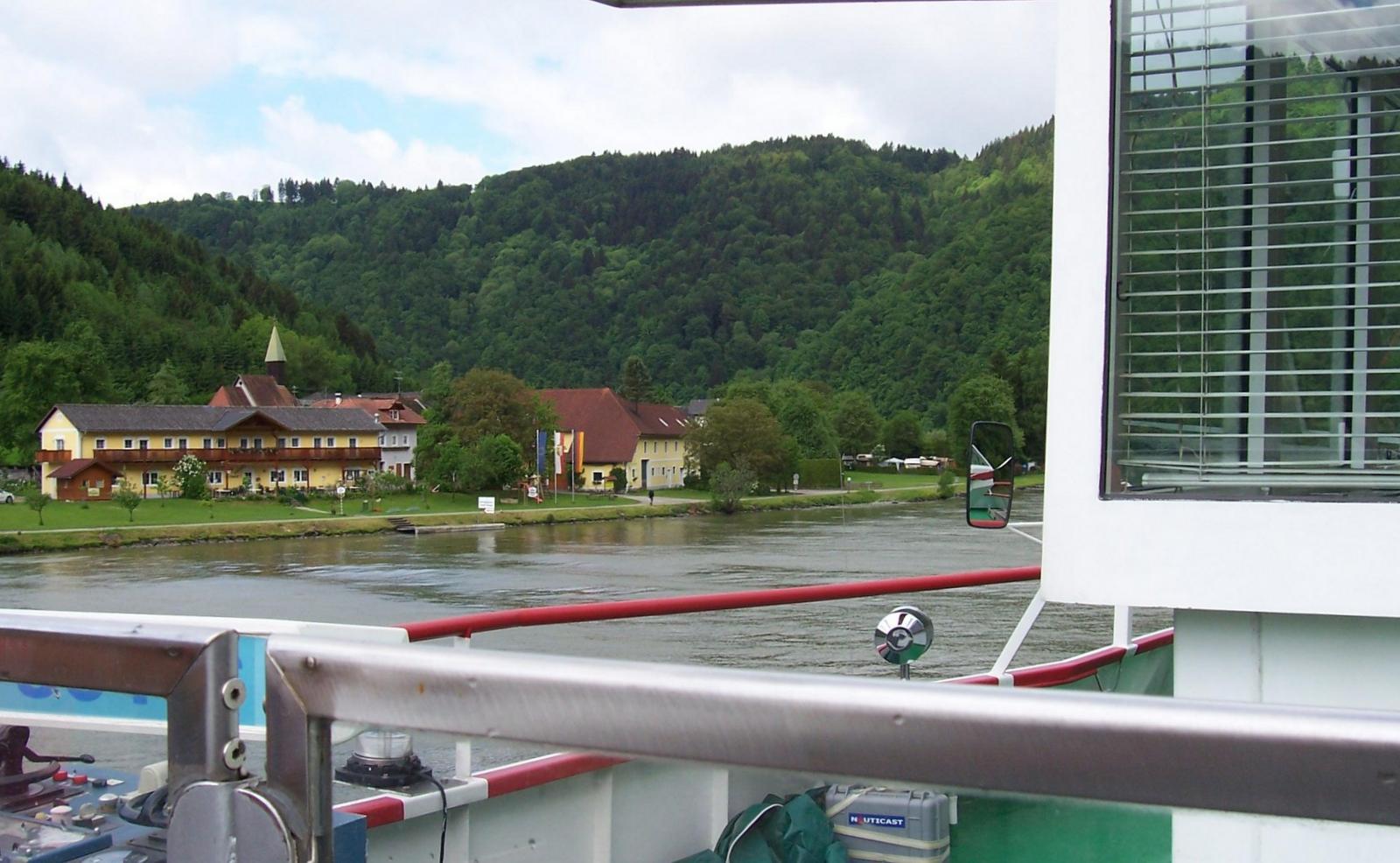 Donauschleife von Inzell