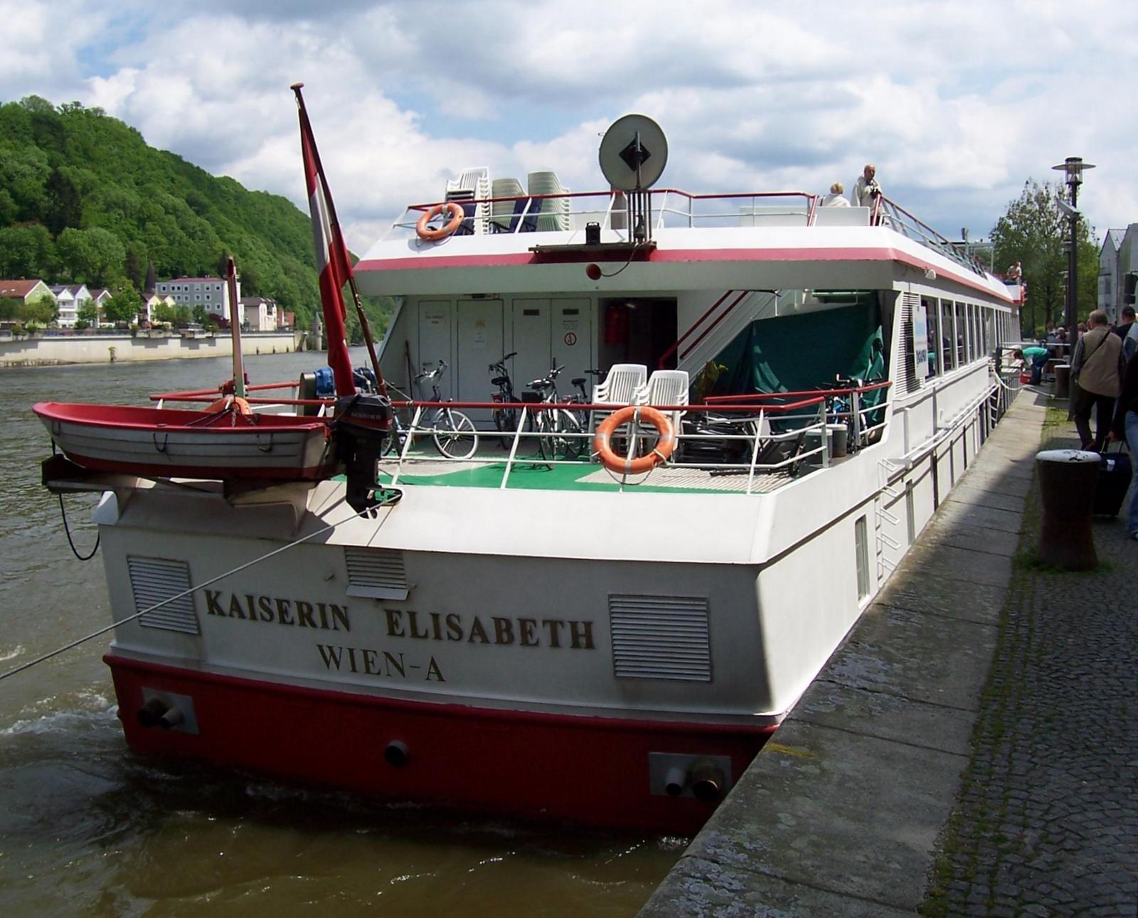 MFS Kaiserin Elisabeth in Passau