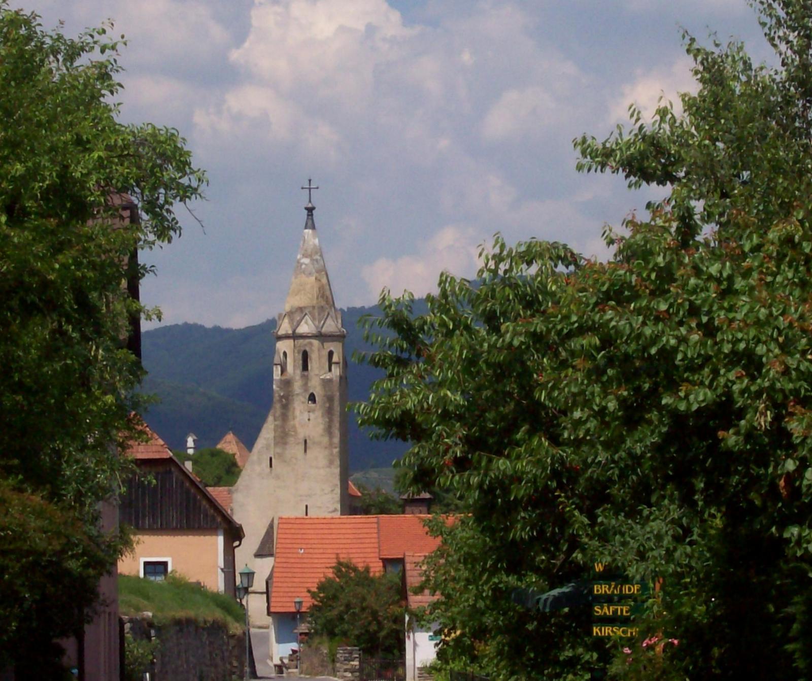 Schwallenbach in der Wachau