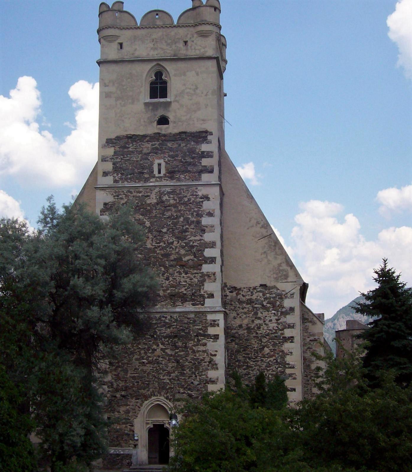 Wehrkirche St. Michael in der Wachau