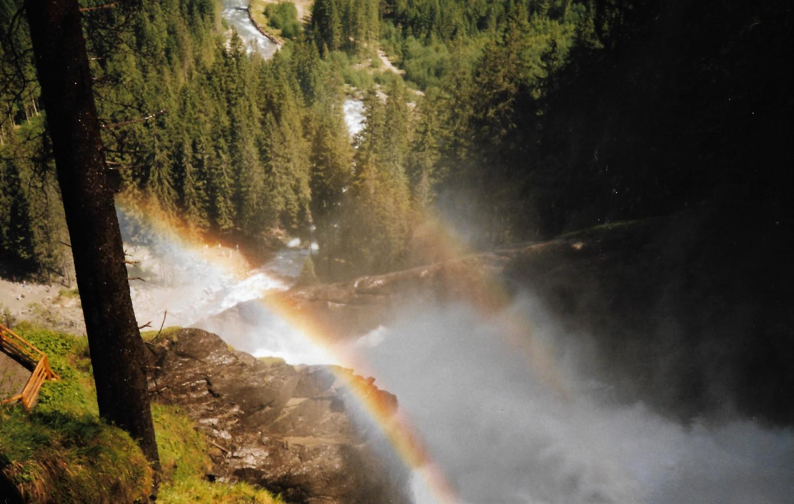 Tauern-Radweg - Krimmler Wasserfälle