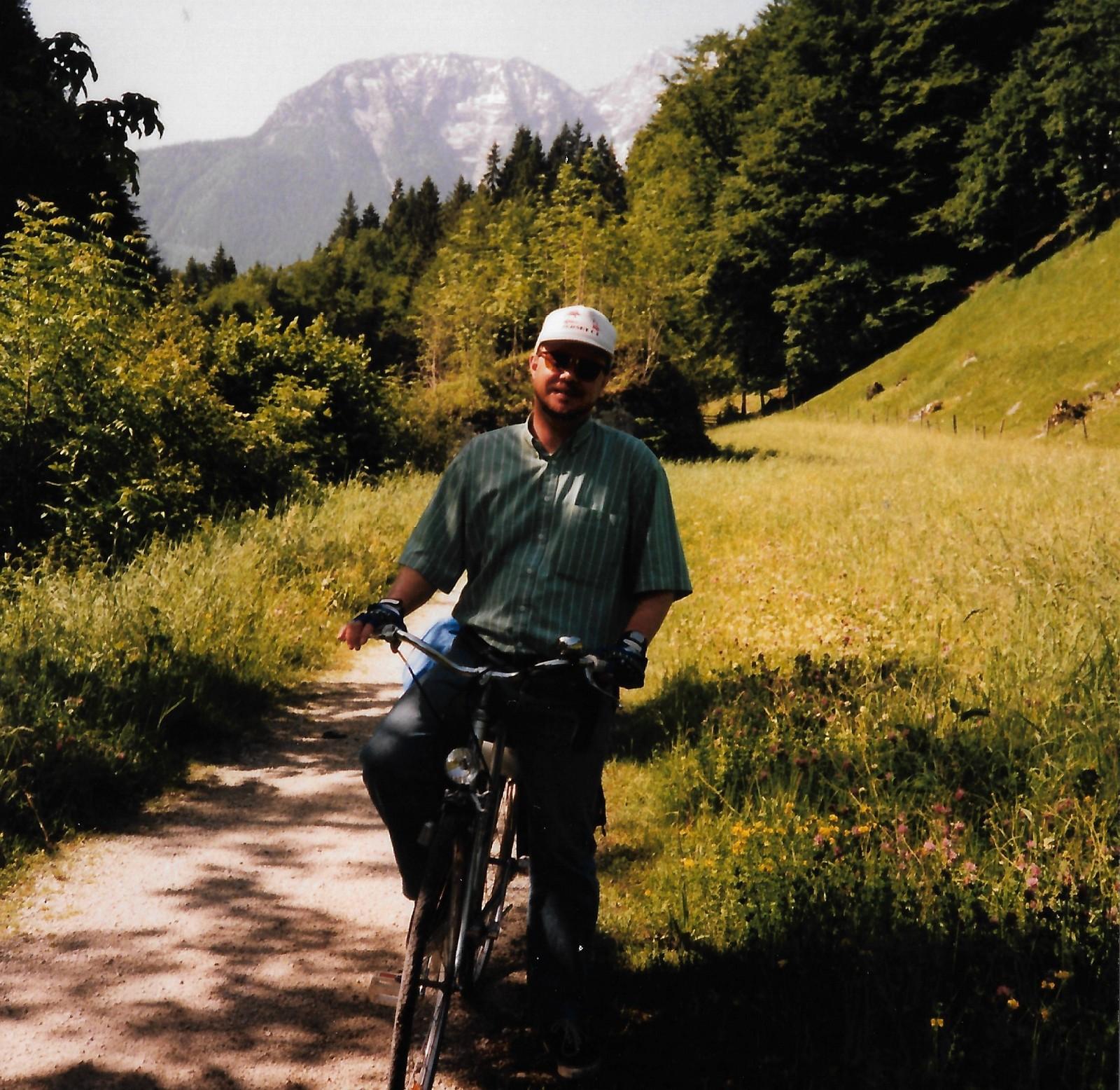 Tauern-Radweg - im Saalachtal