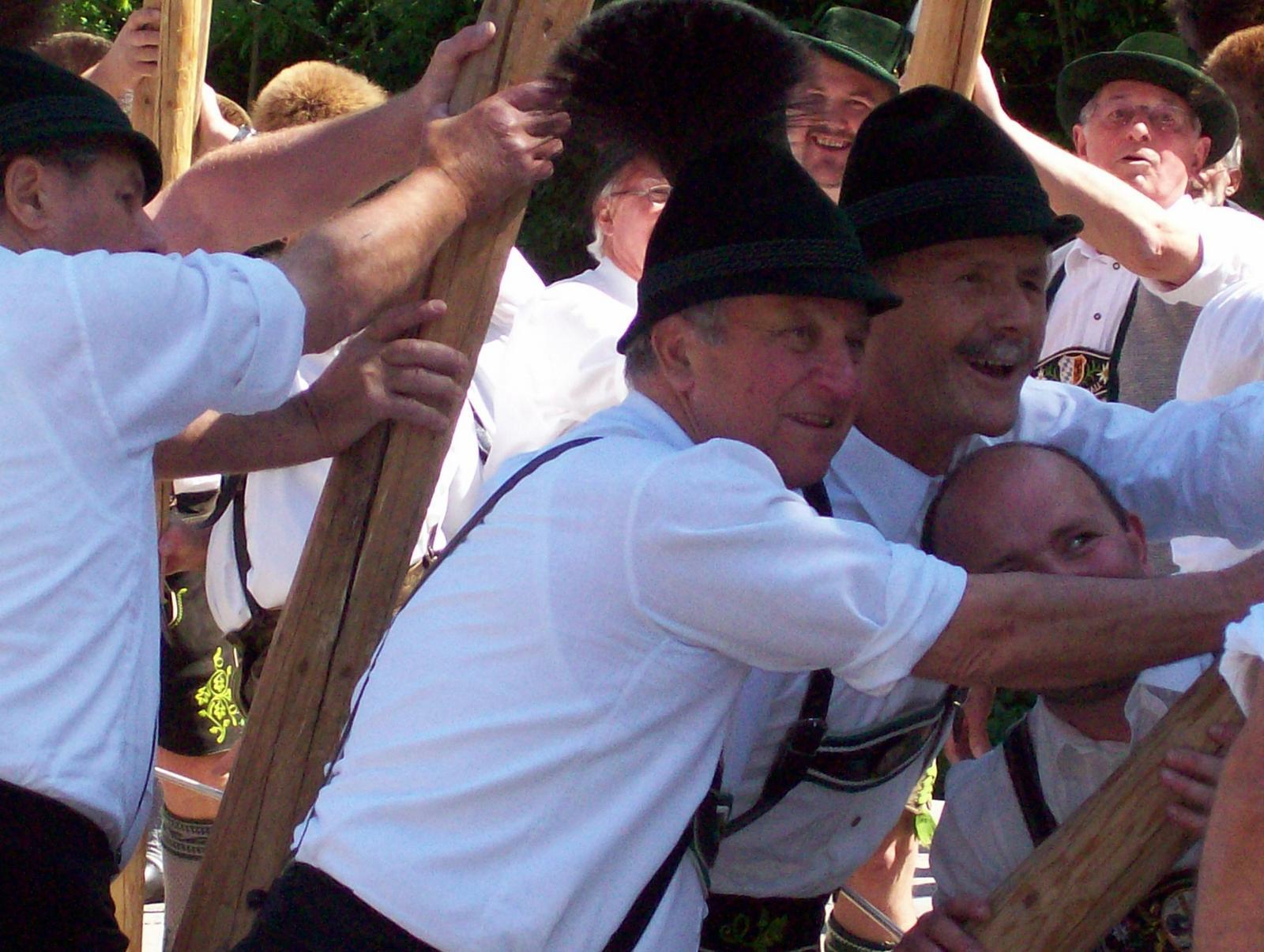 "GTEV ""D'Kranzlstoana"" - 1. Mai 2007"