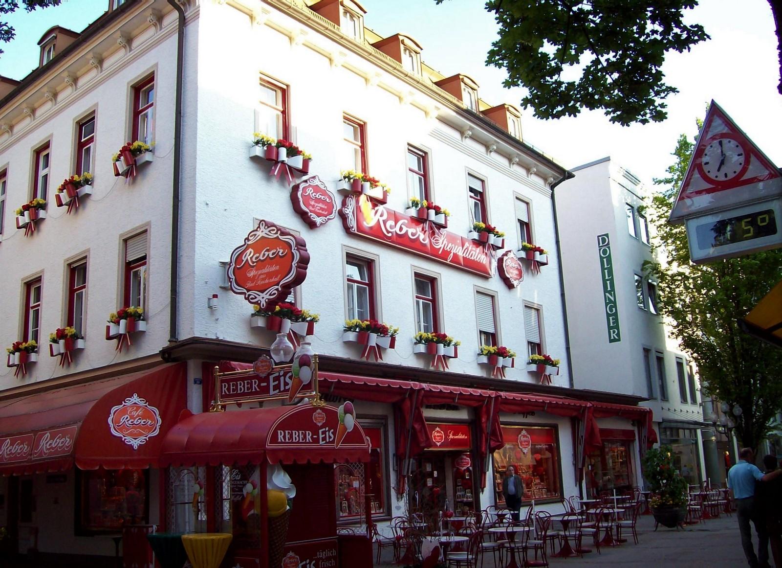 Café Reber Bad Reichenhall