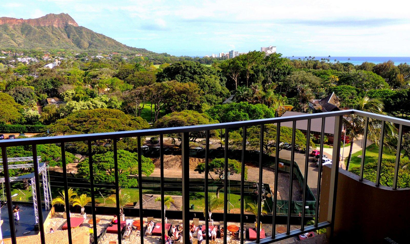 Queen Kapiolani Hotel in Waikiki